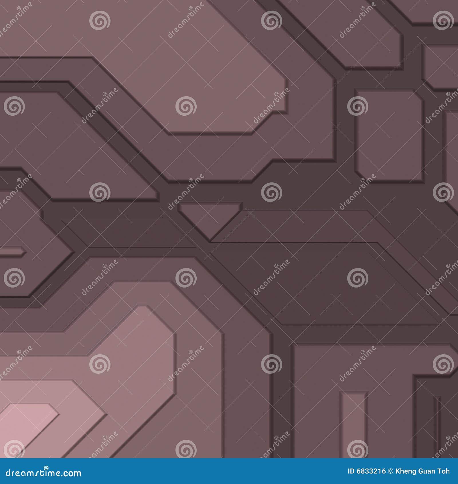 抽象有角几何