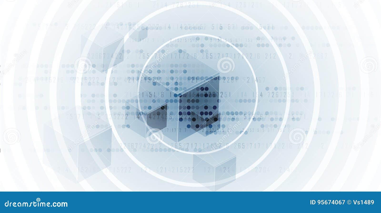 抽象未来派电路计算机互联网技术委员会