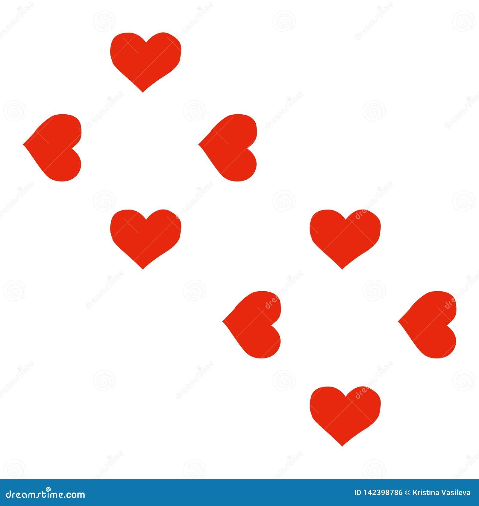 抽象概念重点例证图象爱模式空间文本 背景为恋人或华伦泰题材看起来甜和美好