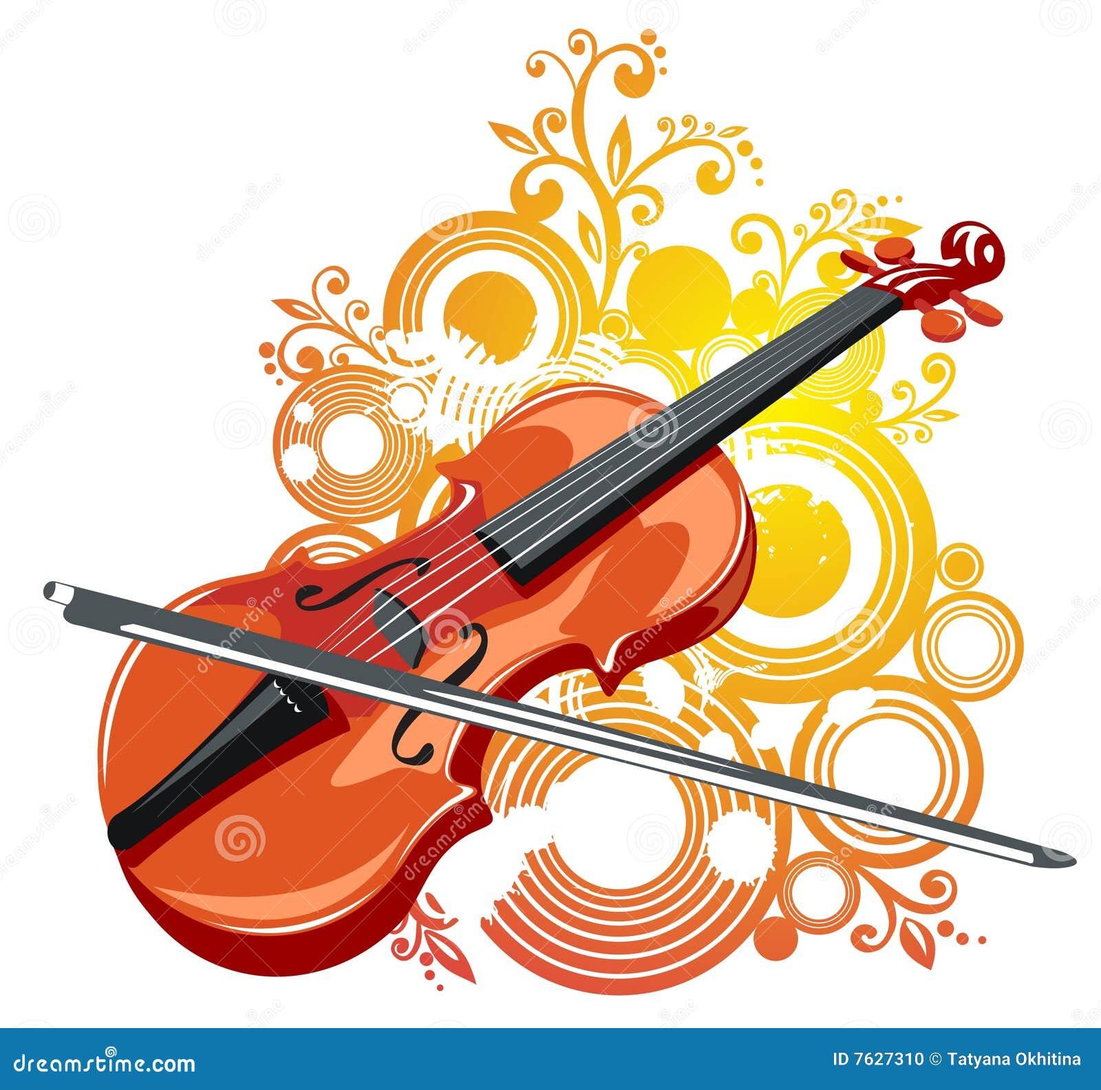 抽象背景grunge模式风格化小提琴白色.图片