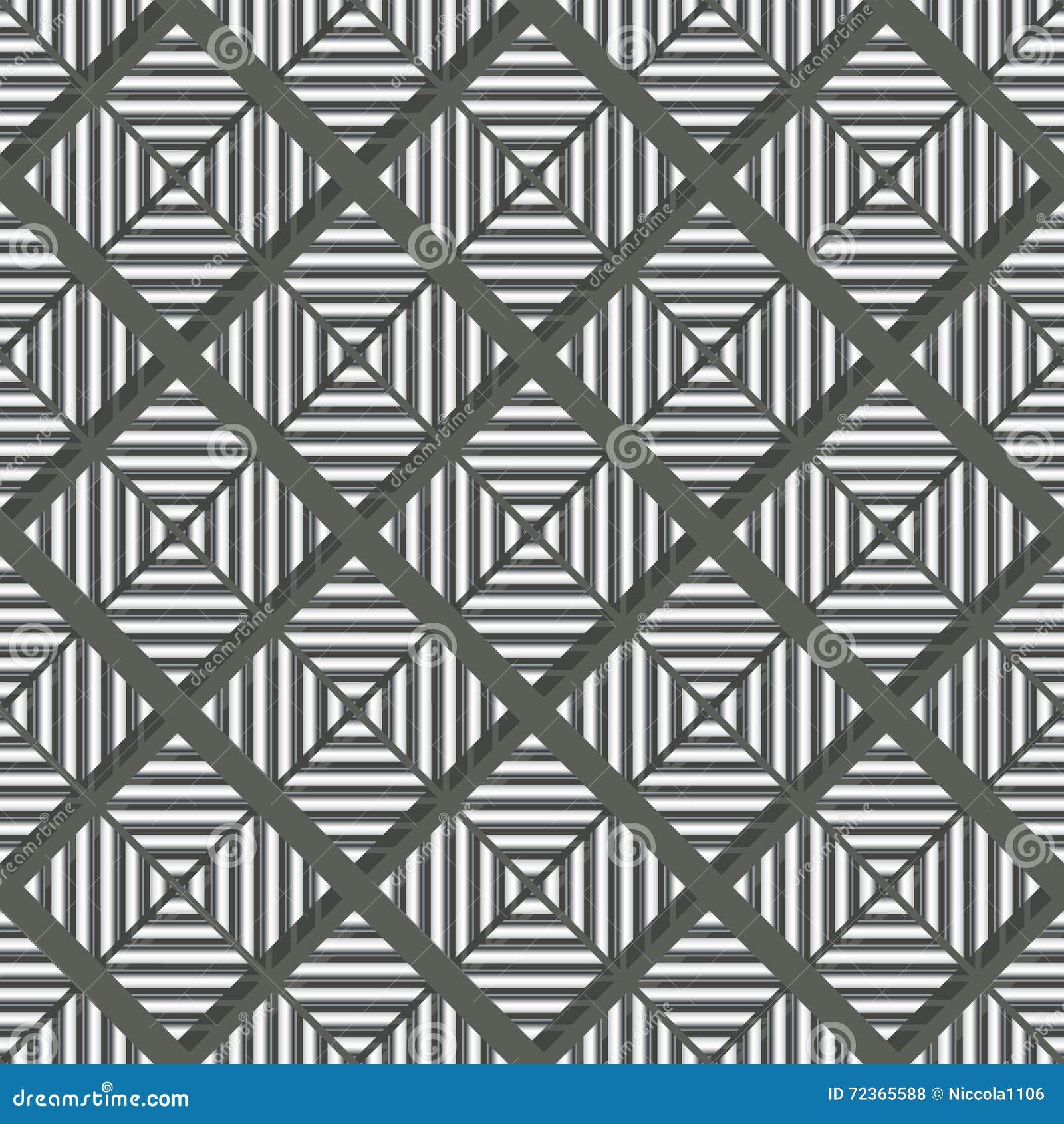 抽象正方形