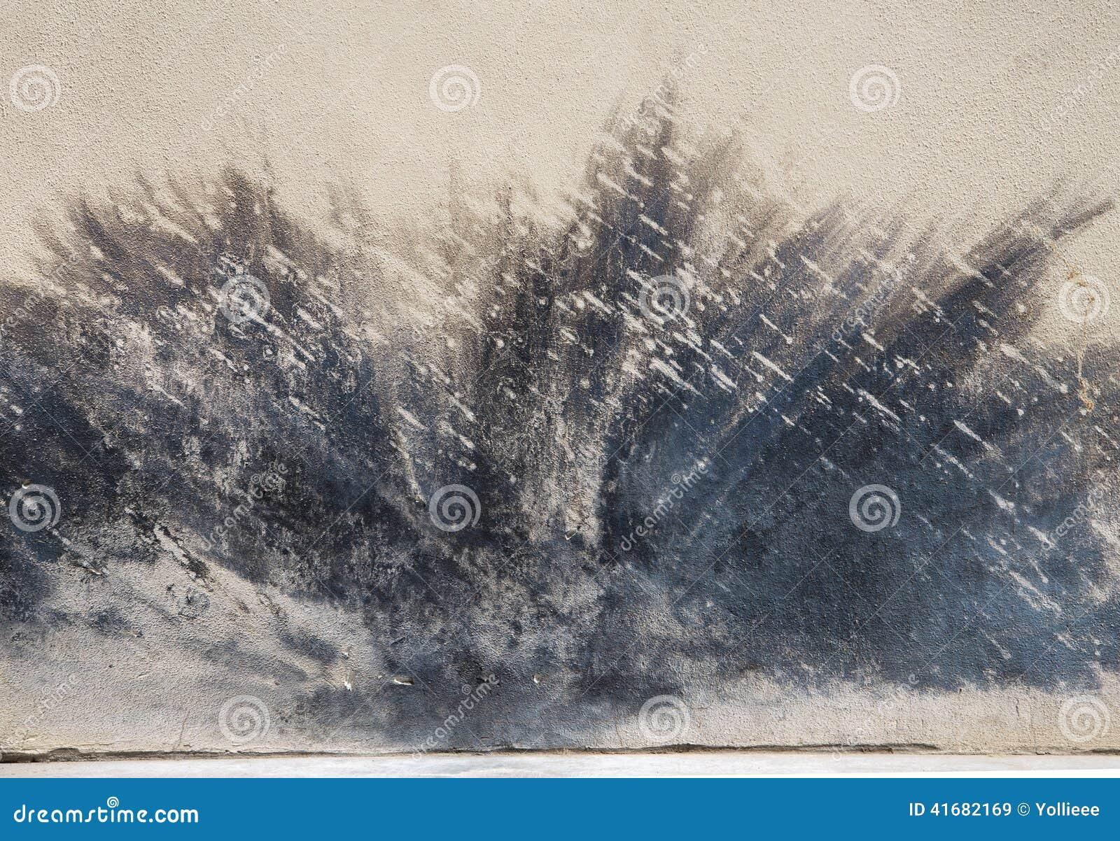 抽象油漆飞溅