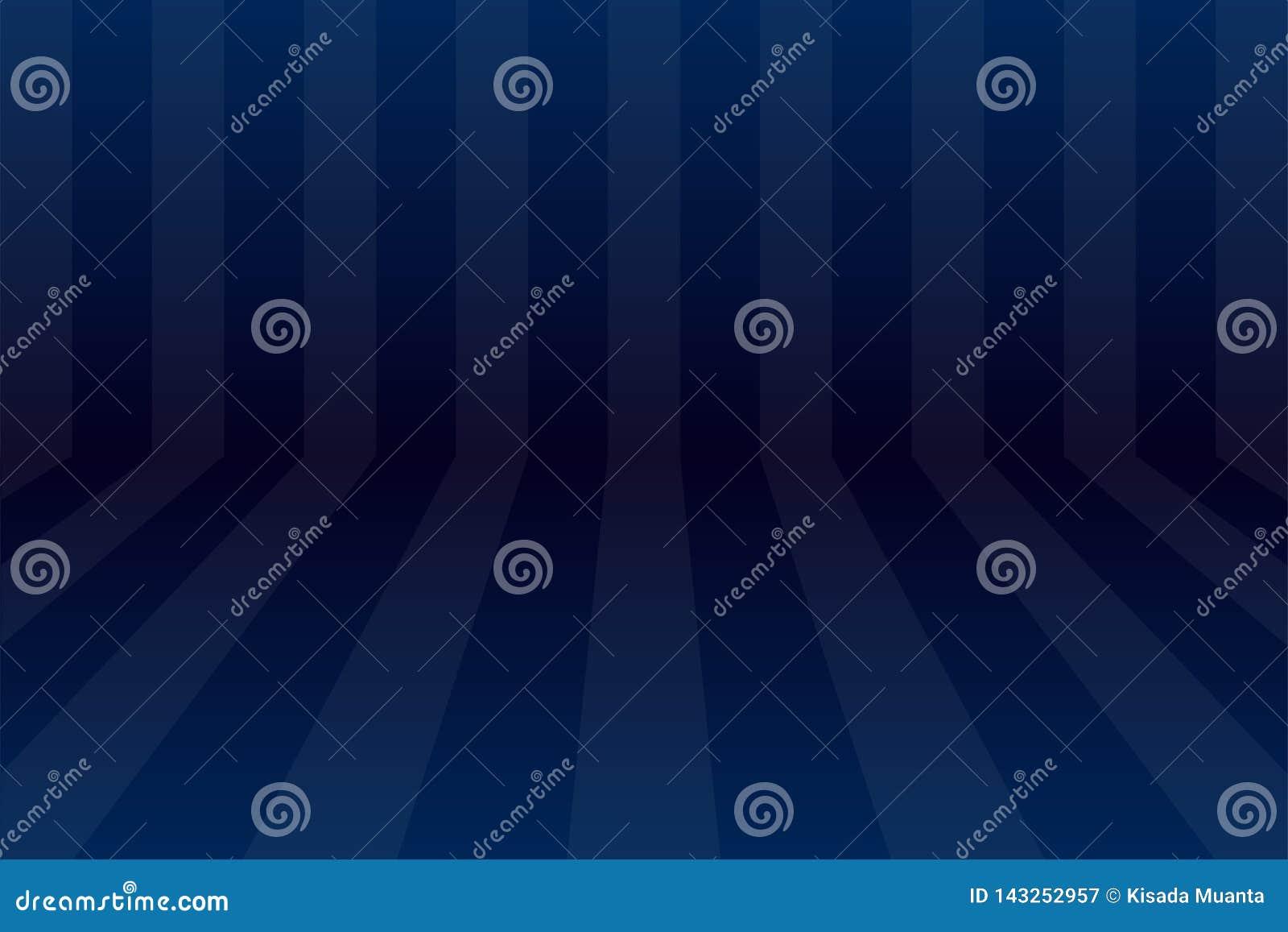 抽象深蓝室conner角度背景传染媒介例证eps10