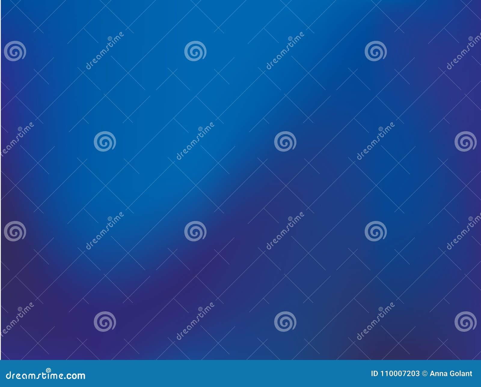 抽象深蓝被弄脏的背景 光滑的梯度纹理颜色 也corel凹道例证向量 波浪,动态网站样式