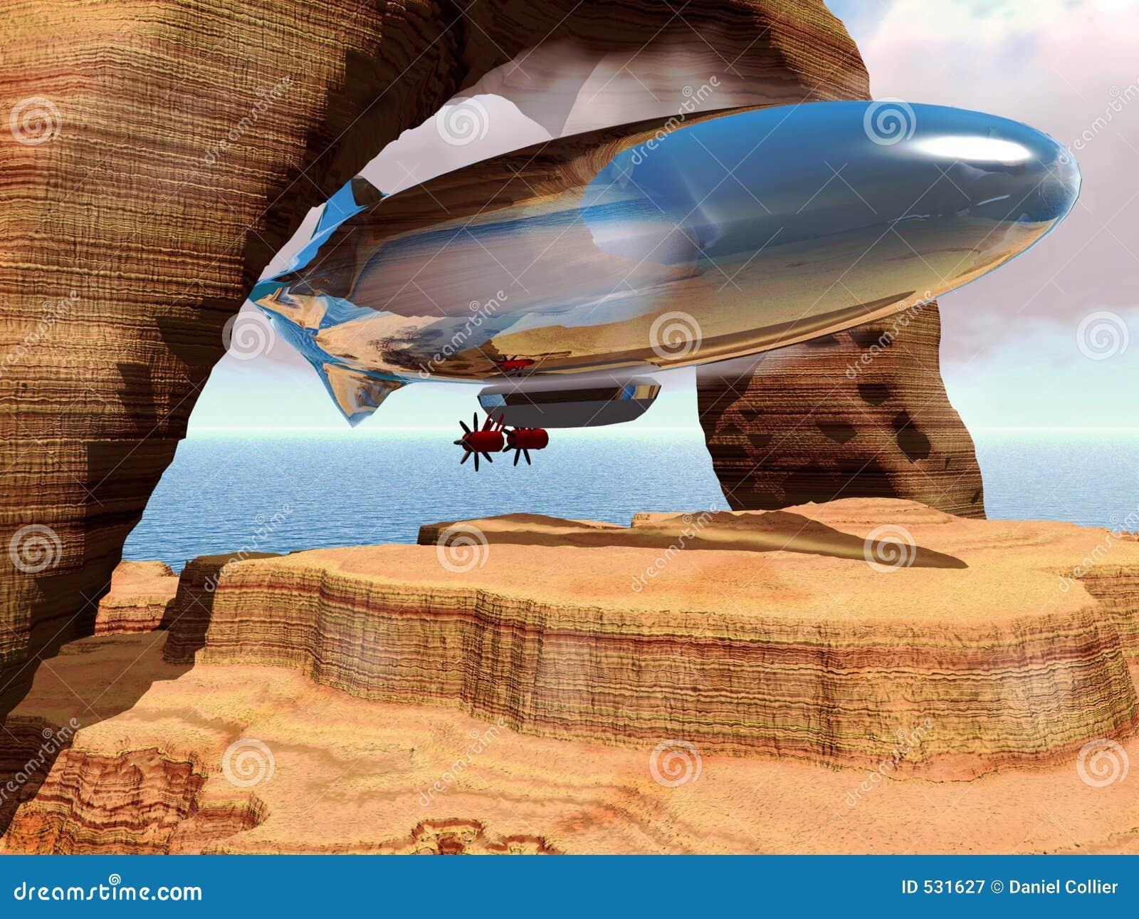 Download 抽象策帕林飞艇 库存例证. 插画 包括有 策帕林飞艇, 温暖, 飞船, 图象, 云彩, 浮动, 不可能, 航空 - 531627