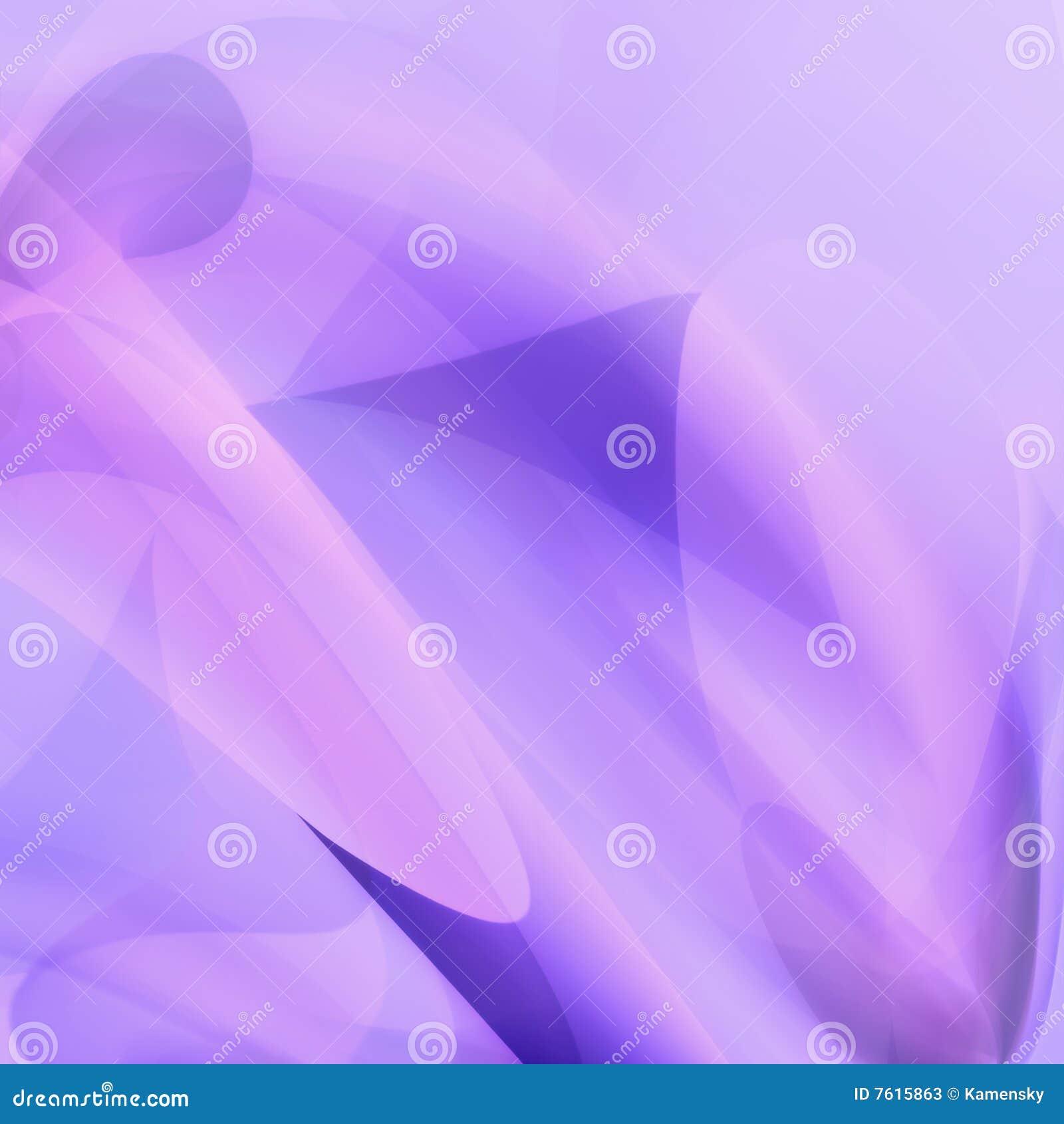 抽象紫罗兰