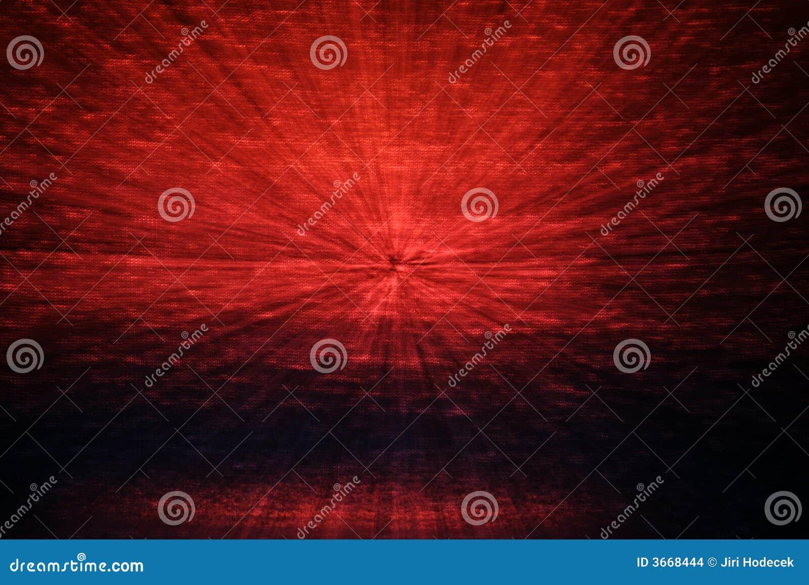 抽象红色缩放
