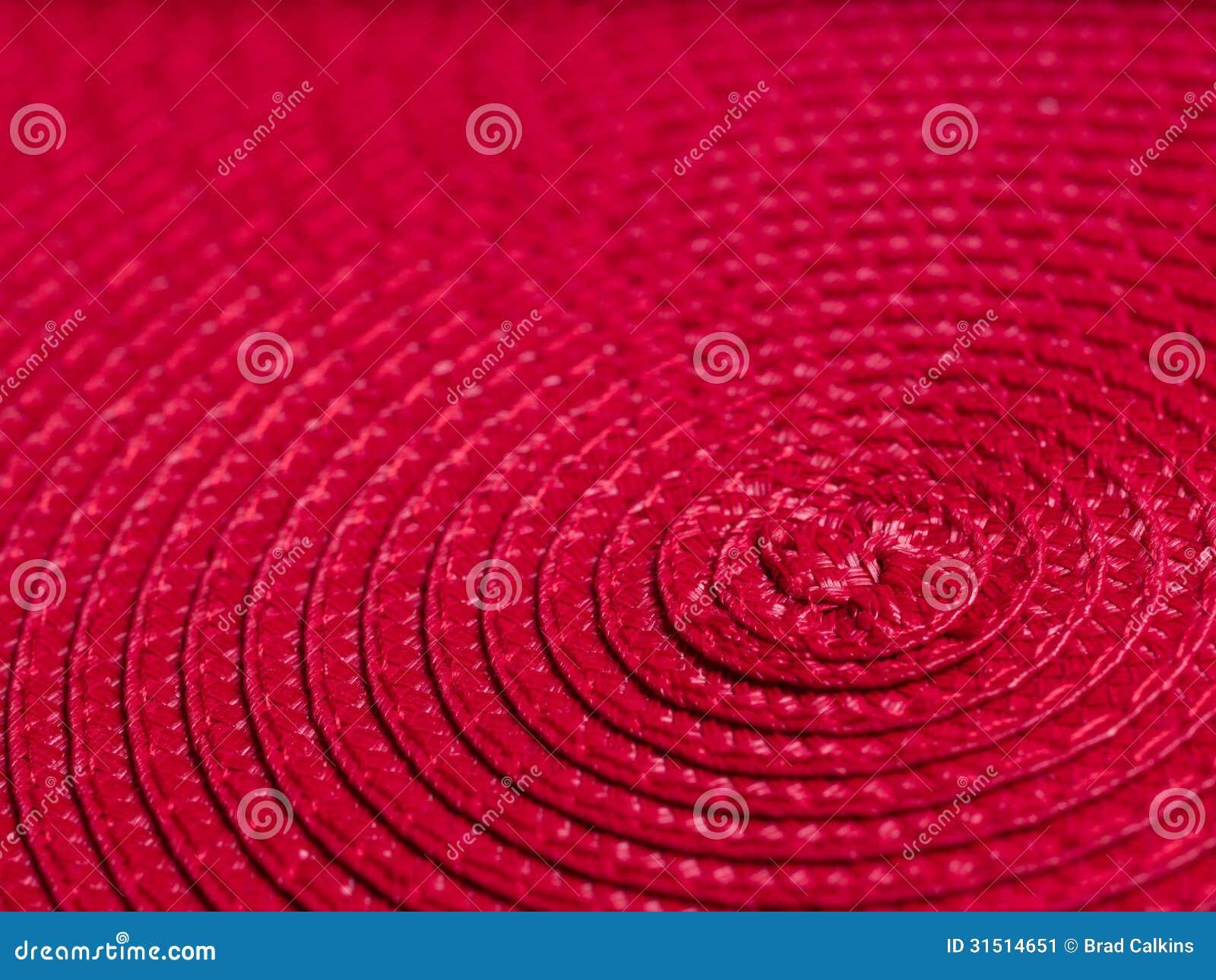 抽象红色螺旋