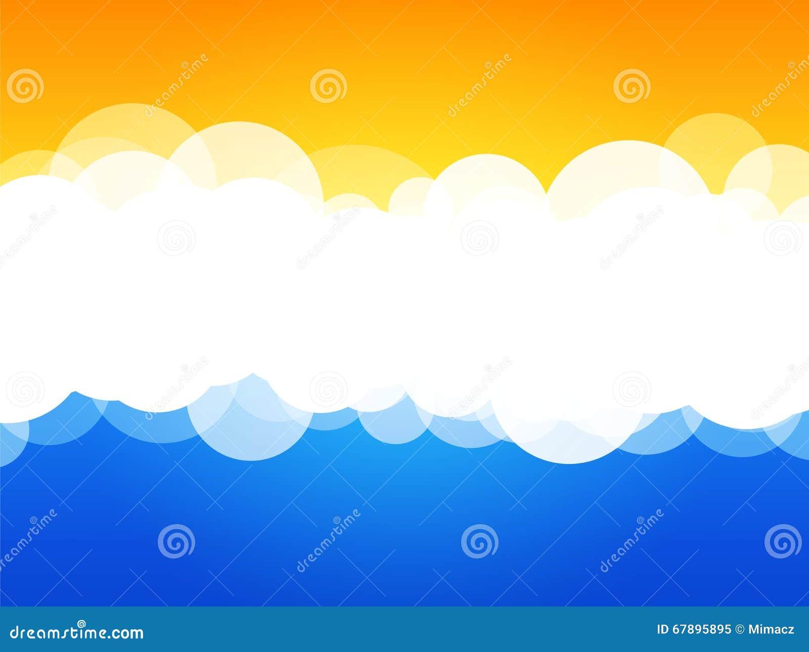抽象背景云彩