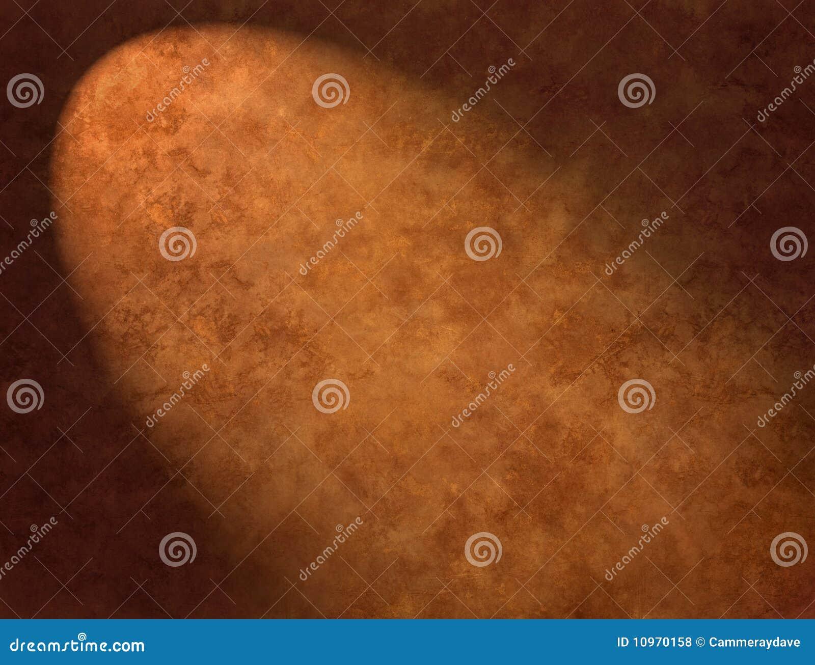 抽象背景褐色聚光灯