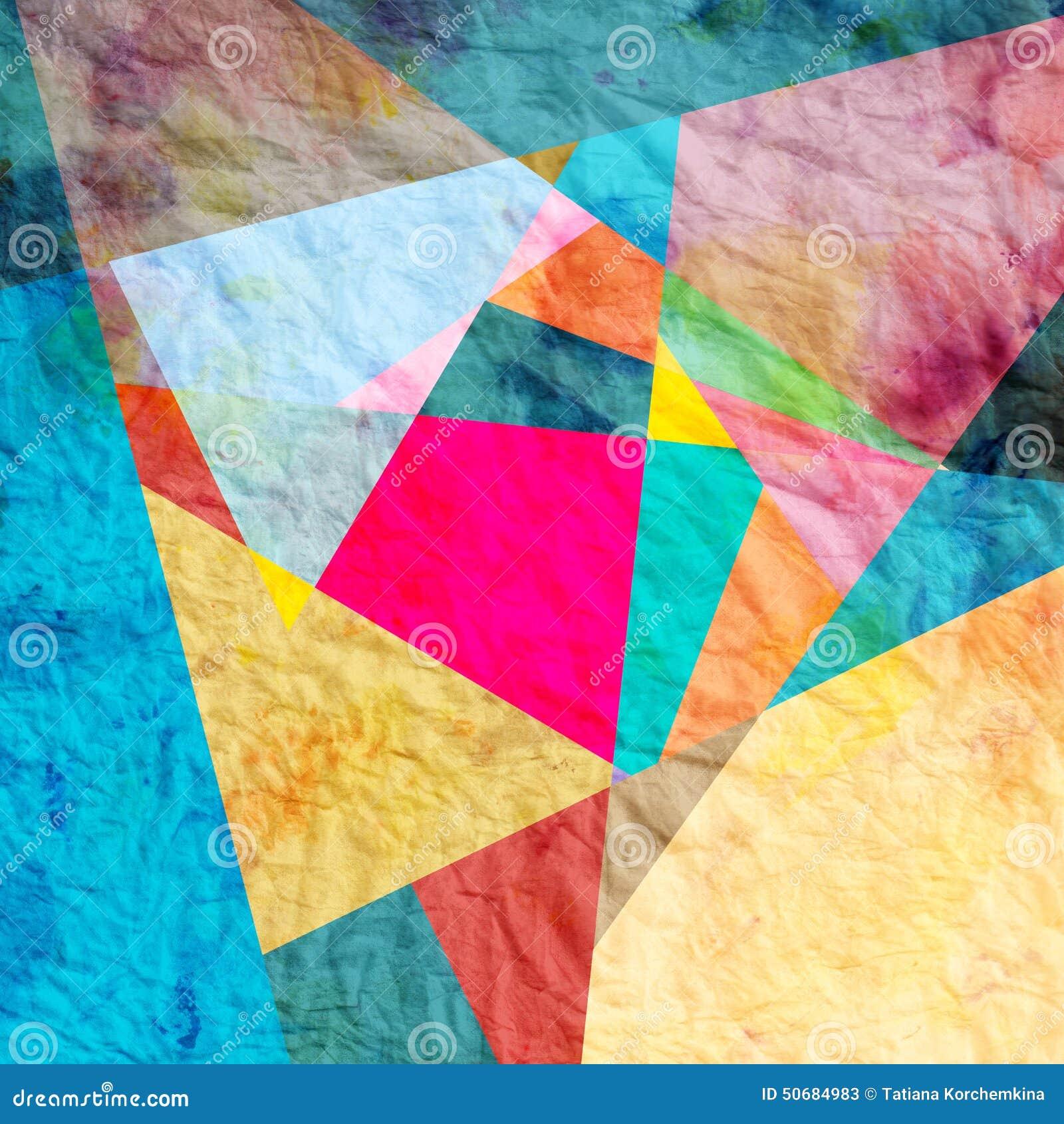 Download 抽象背景 库存例证. 插画 包括有 形状, 几何, 重复, 装饰, 图象, 照亮, 颜色, 五颜六色, 范例 - 50684983