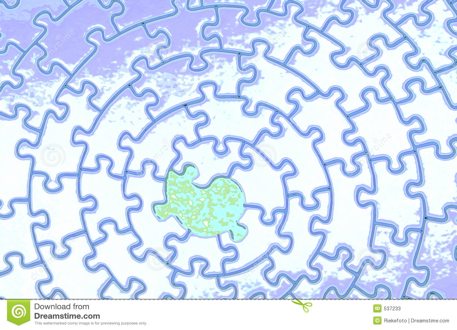 Download 抽象蓝色曲线锯的缺少一件白色 库存例证. 插画 包括有 圈子, 竞争, 适应, 夹具, 隐喻, 被装配的, 挑战 - 537233