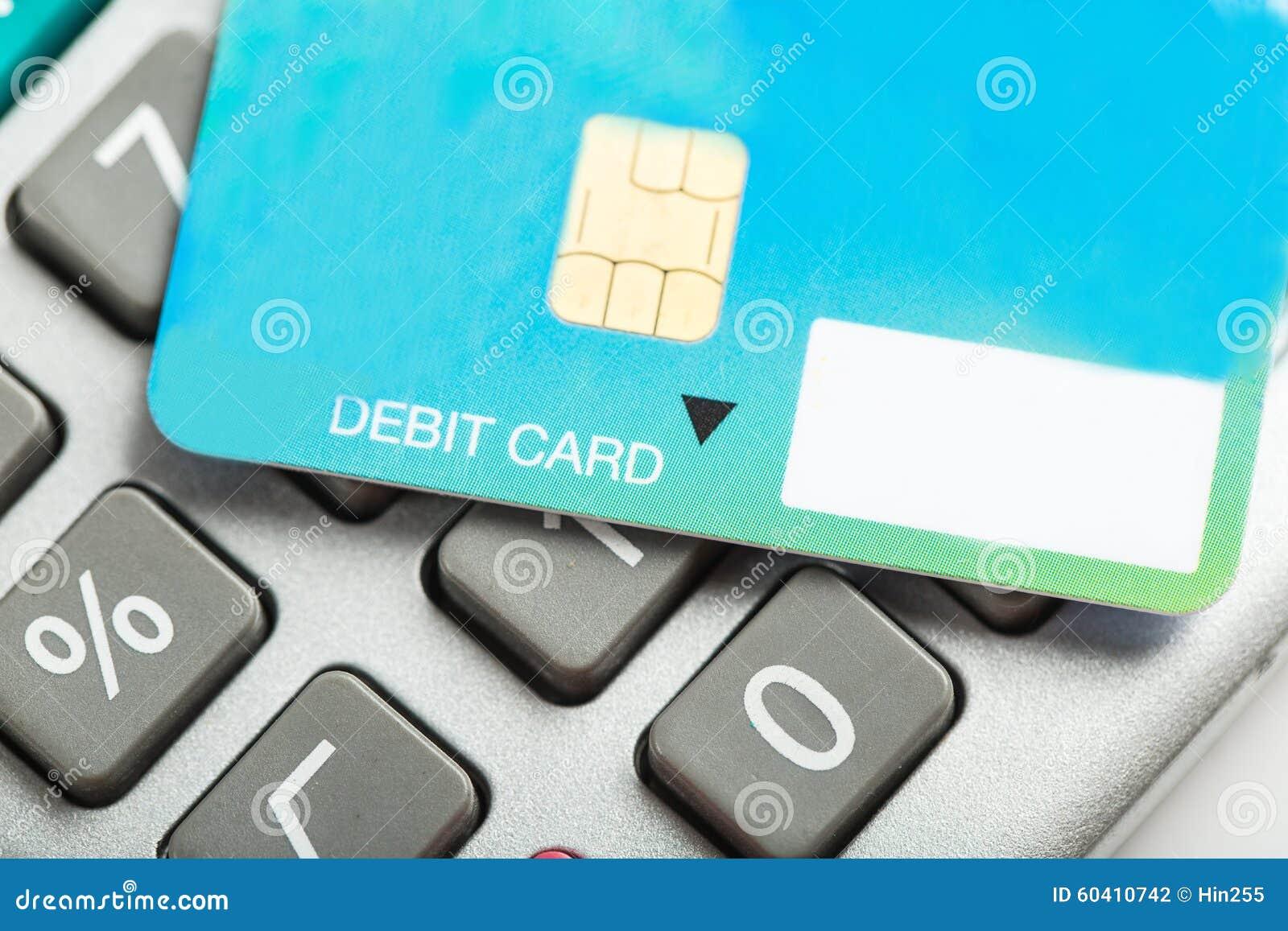 抽象蓝色看板卡赊帐照片