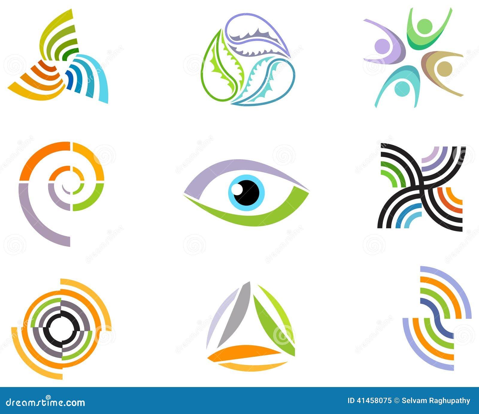 抽象设计元素和象图片