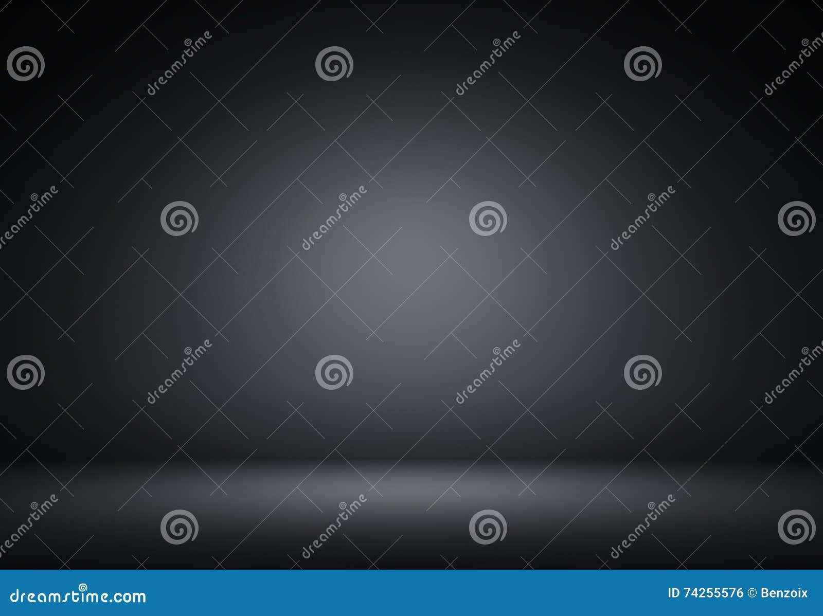 抽象黑豪华背景演播室背景-作为b的好的用途