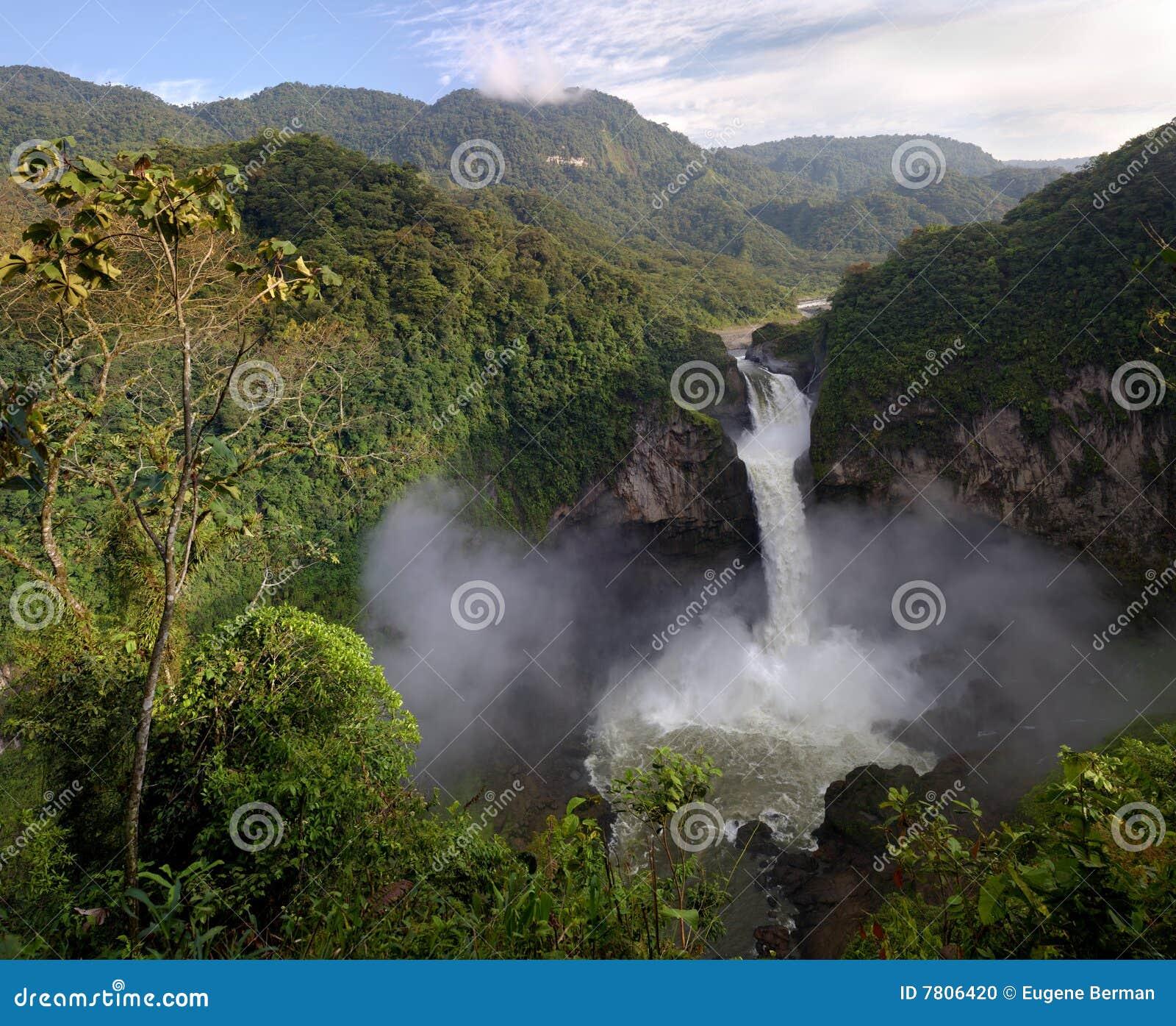 拉斐尔圣瀑布