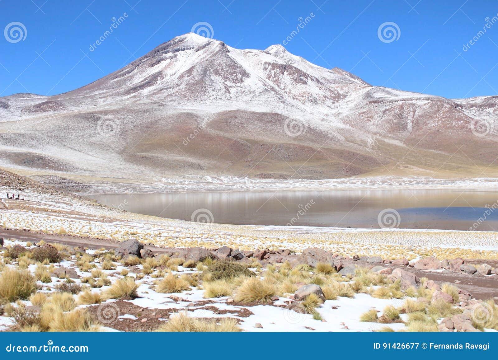 拉斯卡尔火山火山