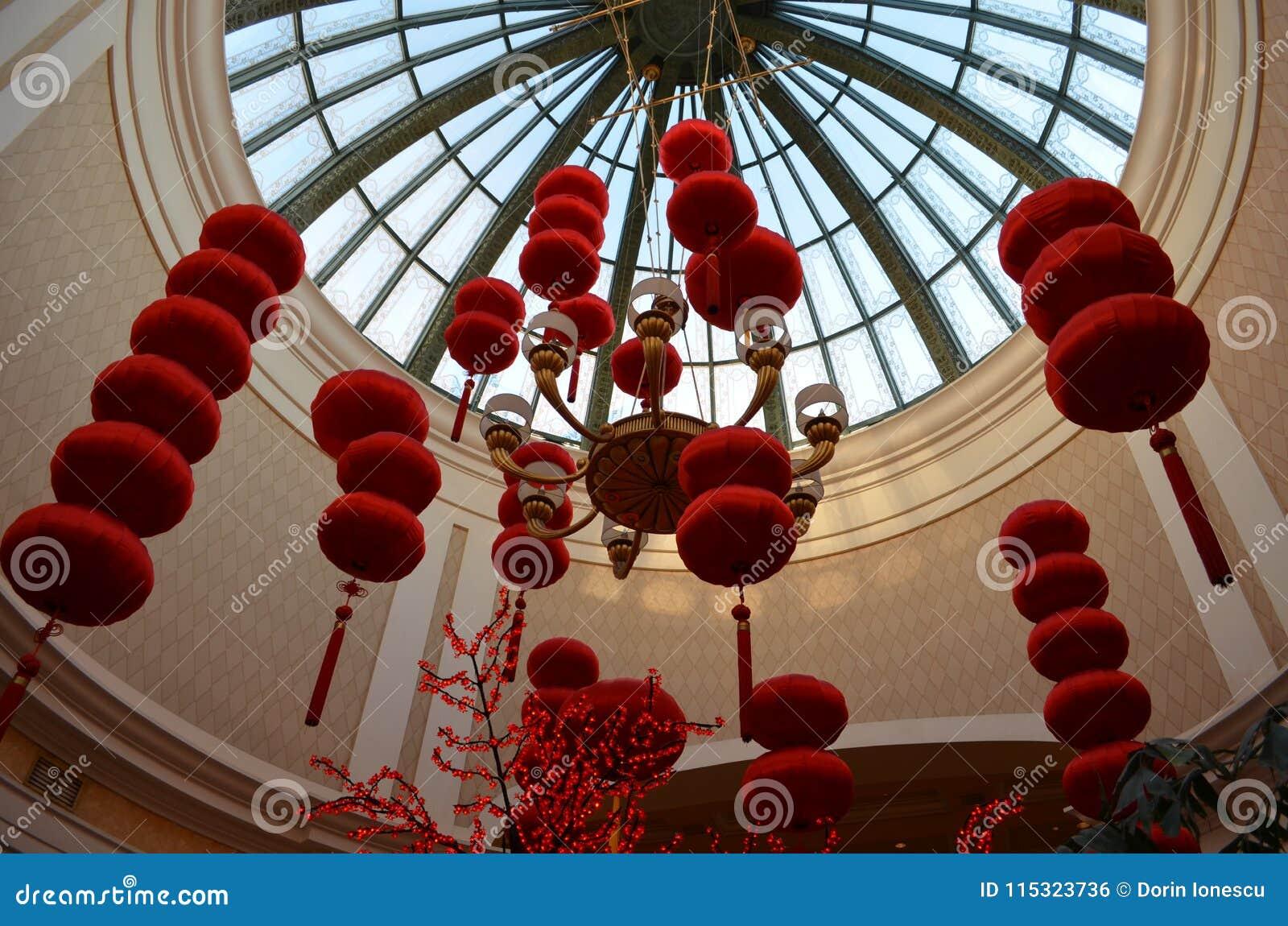拉斯韦加斯大道,红色,编钟,响铃,锣,算盘,温室,托儿所,玻璃温室