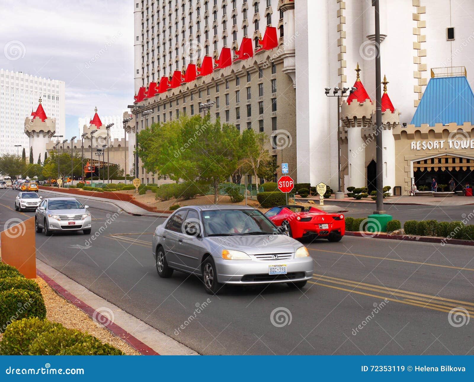 拉斯维加斯,内华达-石中剑酒店