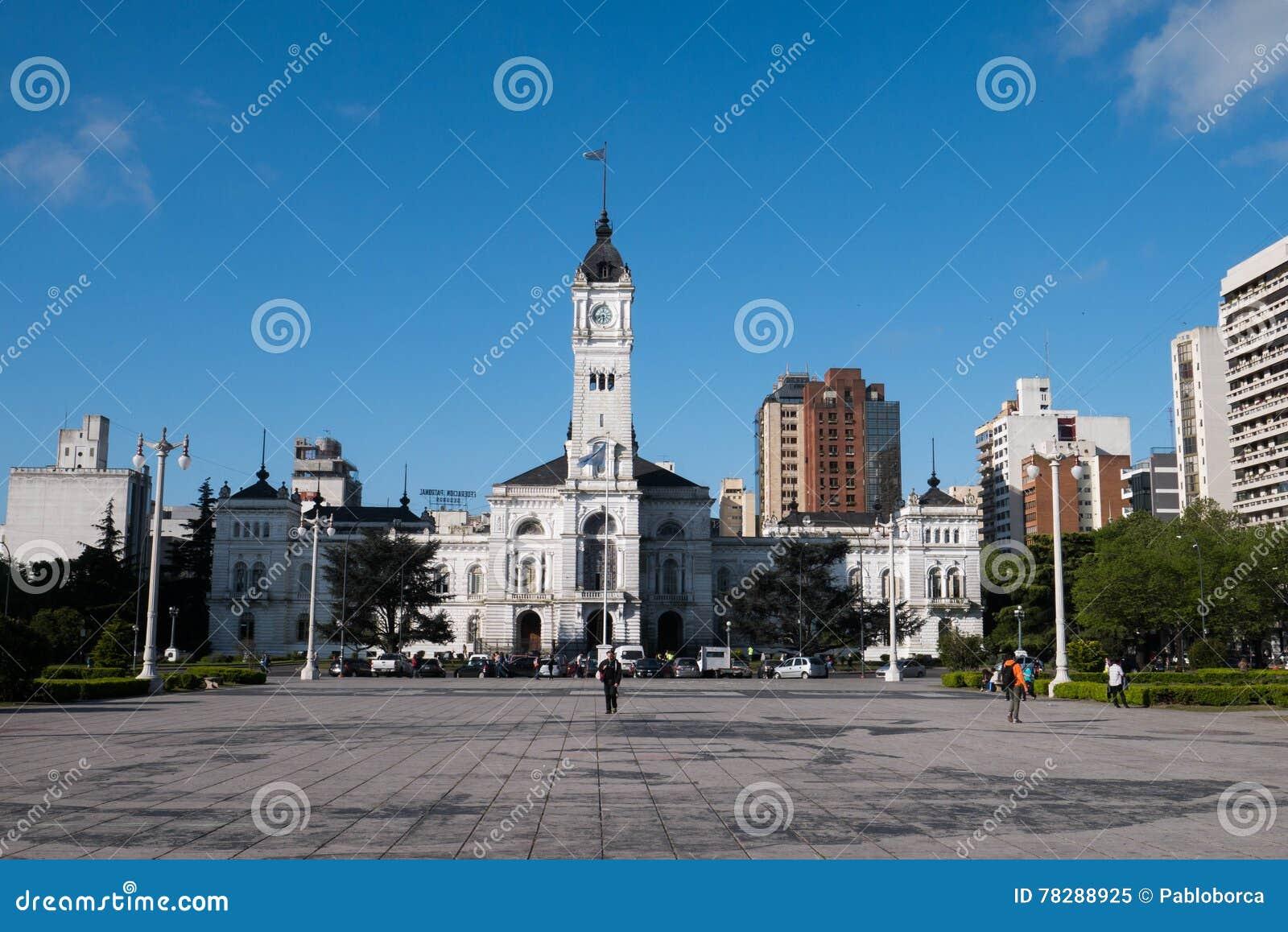 拉普拉塔的自治市