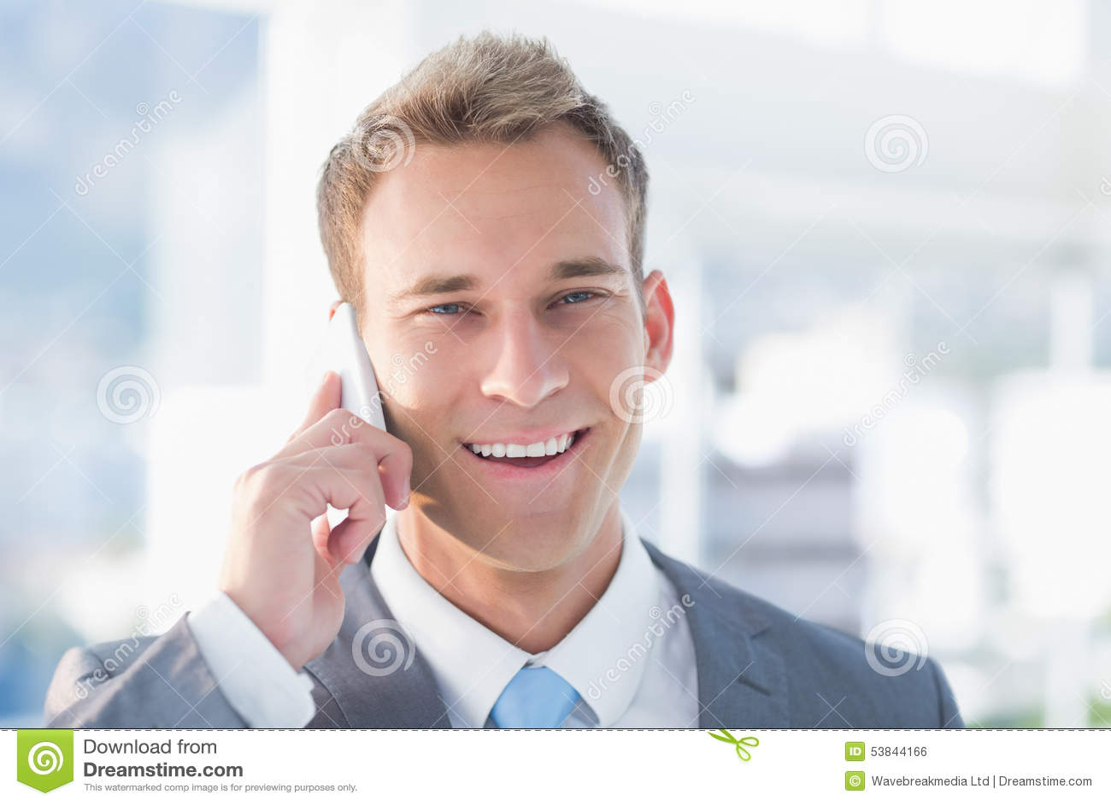拜訪菊花的v菊花的商人在辦公室.方初中電話涼破圖片
