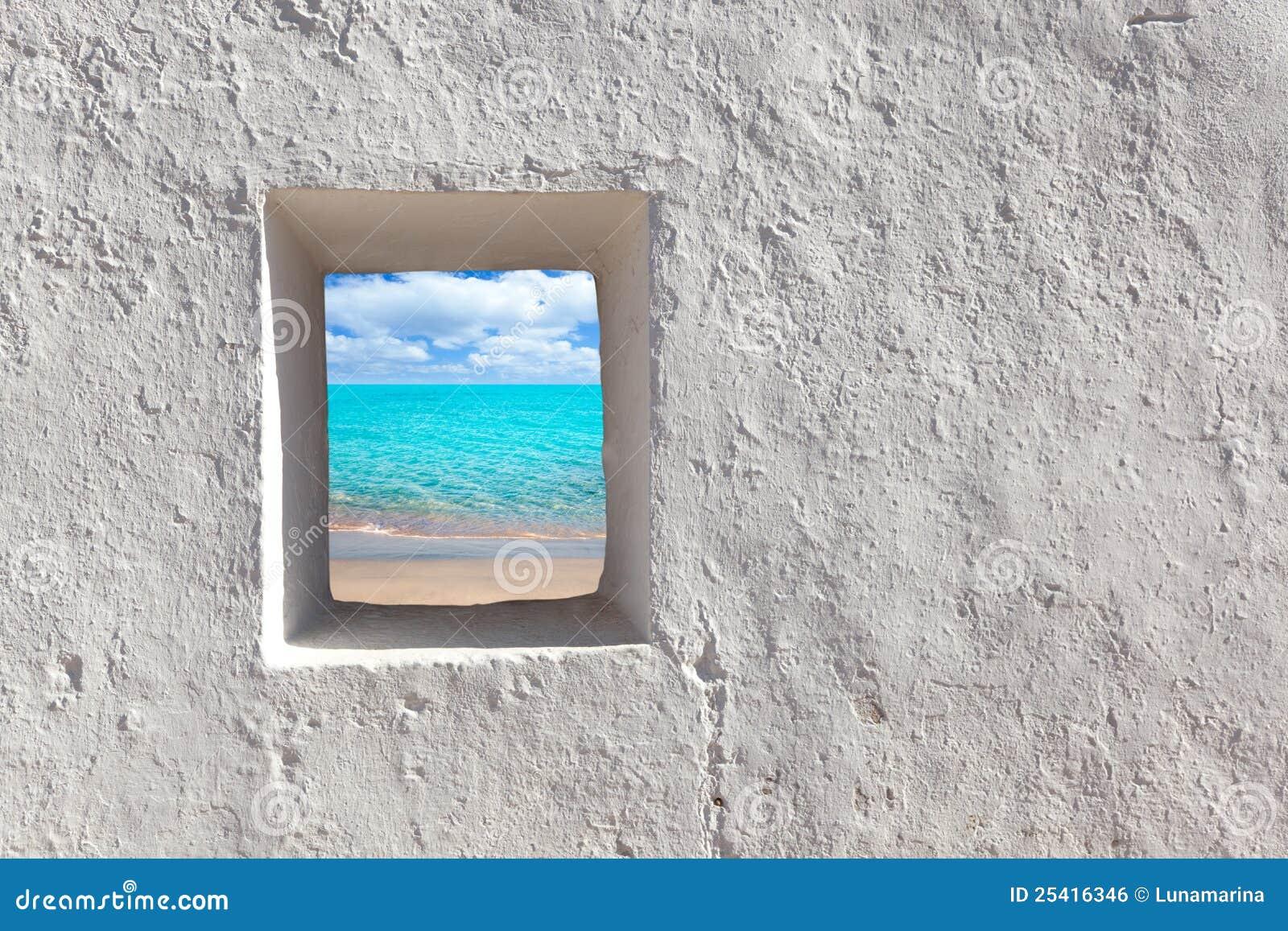拜雷阿尔斯海滩田园诗海岛绿松石