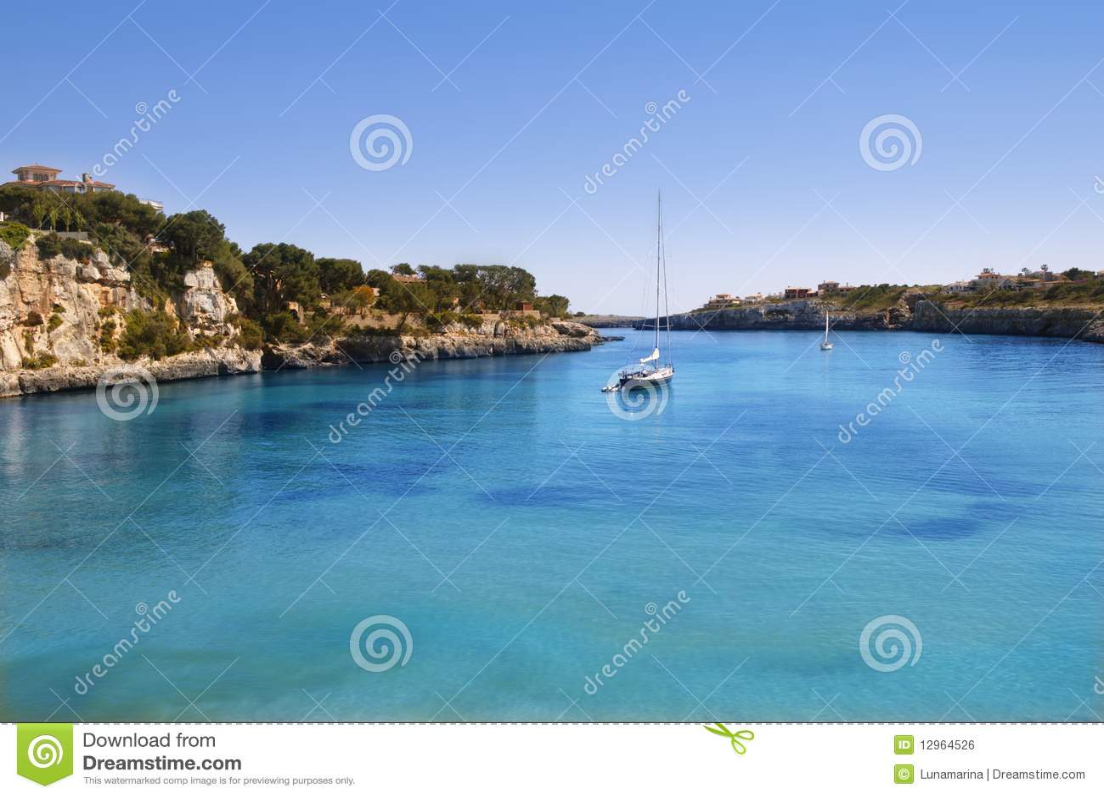 拜雷阿尔斯海滩cristo海岛mallorca波尔图