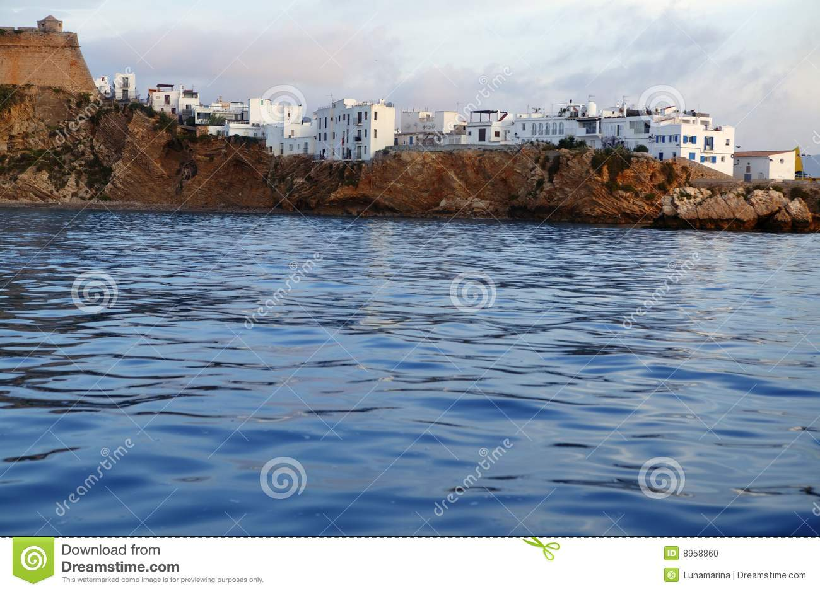拜雷阿尔斯ibiza海岛西班牙