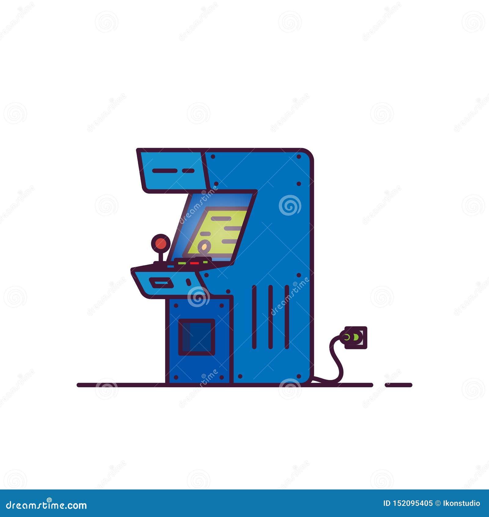 拱廊机器传染媒介