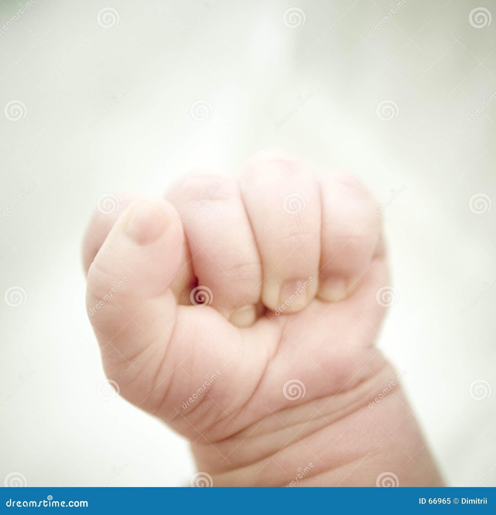 拳头婴儿s