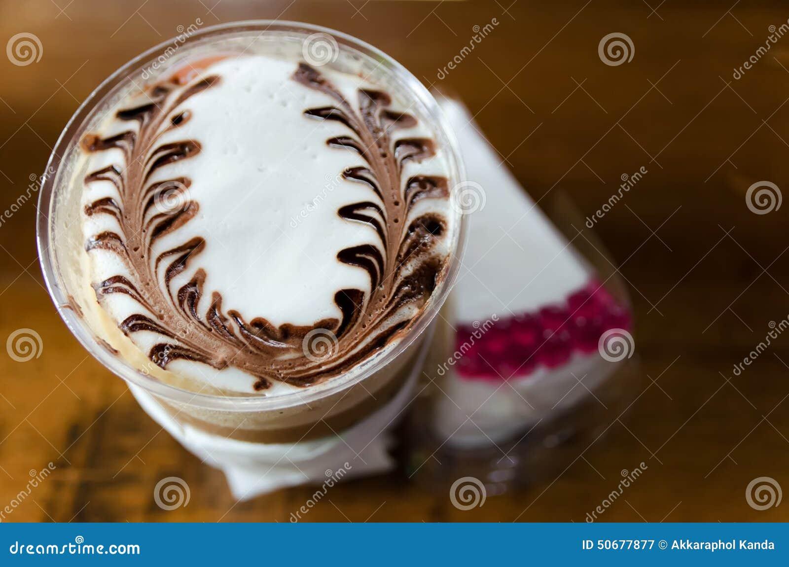 Download 拿铁艺术咖啡过程葡萄酒样式 库存图片. 图片 包括有 投反对票, 生活, browne, 框架, 咖啡, 食物 - 50677877