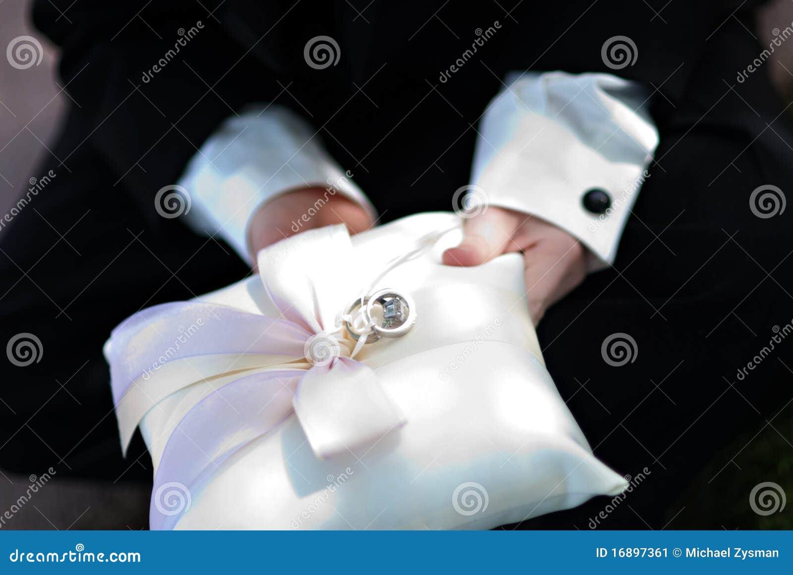 持票人环形婚礼