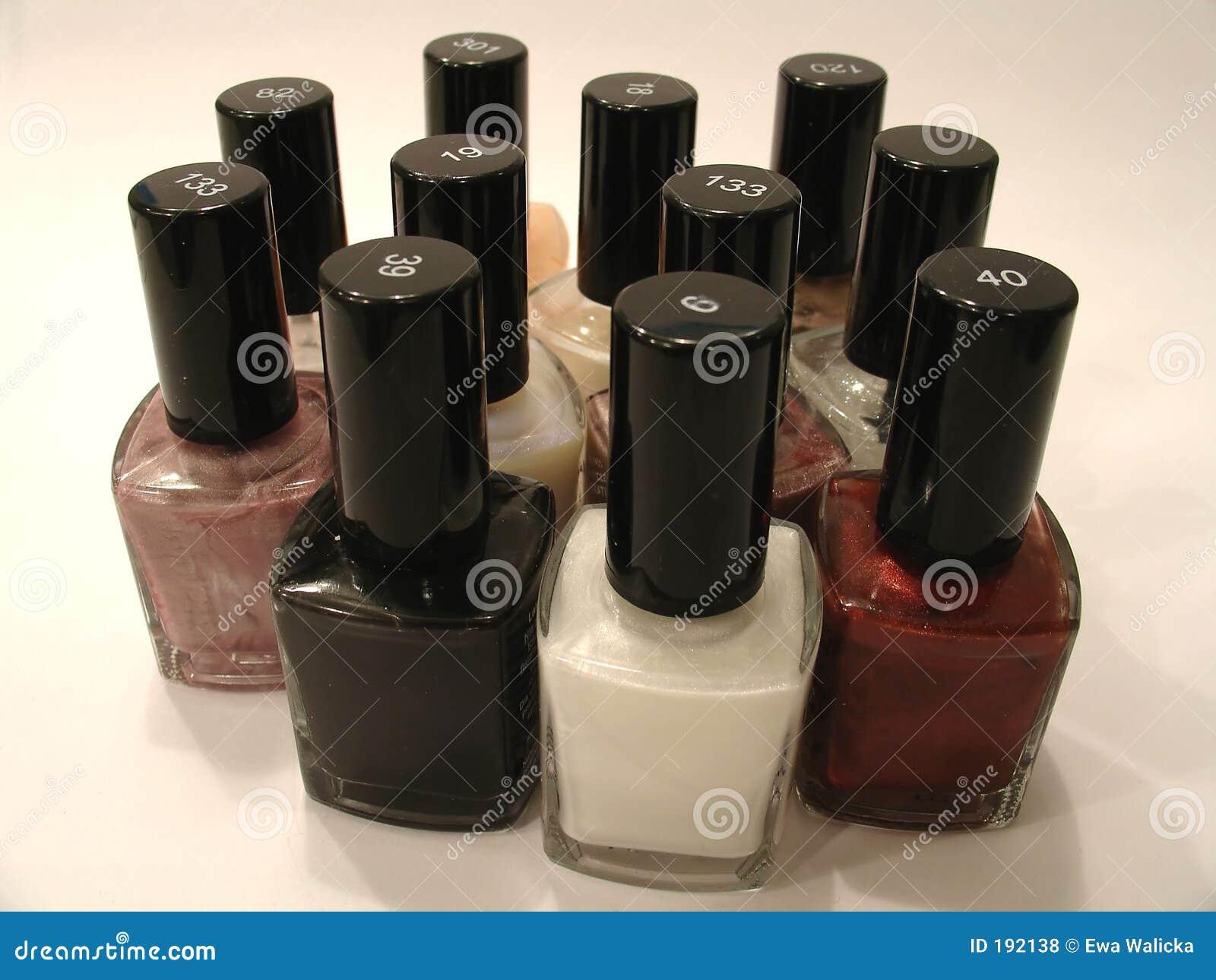 指甲油种类
