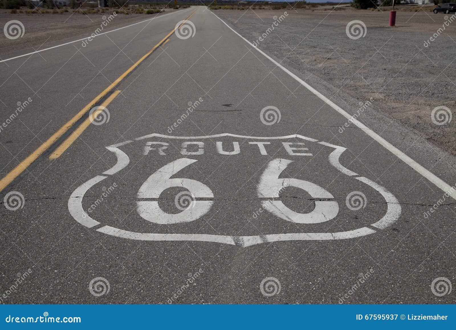 66指示的路途径