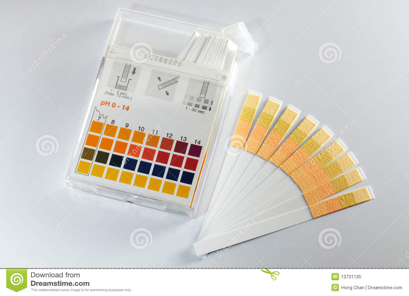 指示符酸碱度