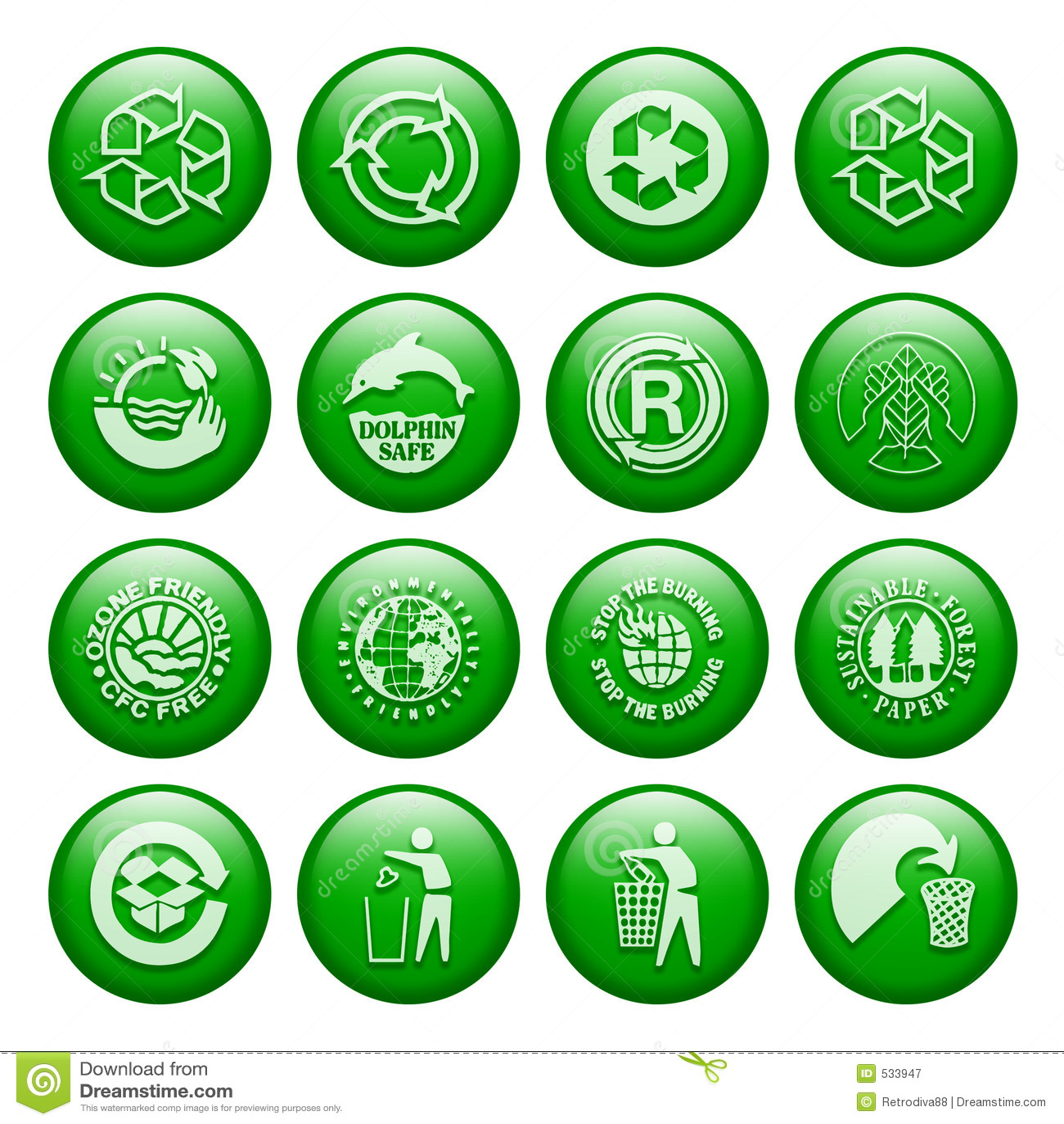Download 按钮回收 库存例证. 插画 包括有 处理, 液体, 信息, 干净, 天体, 环境, 颜色, 糖果, 圈子, 五颜六色 - 533947