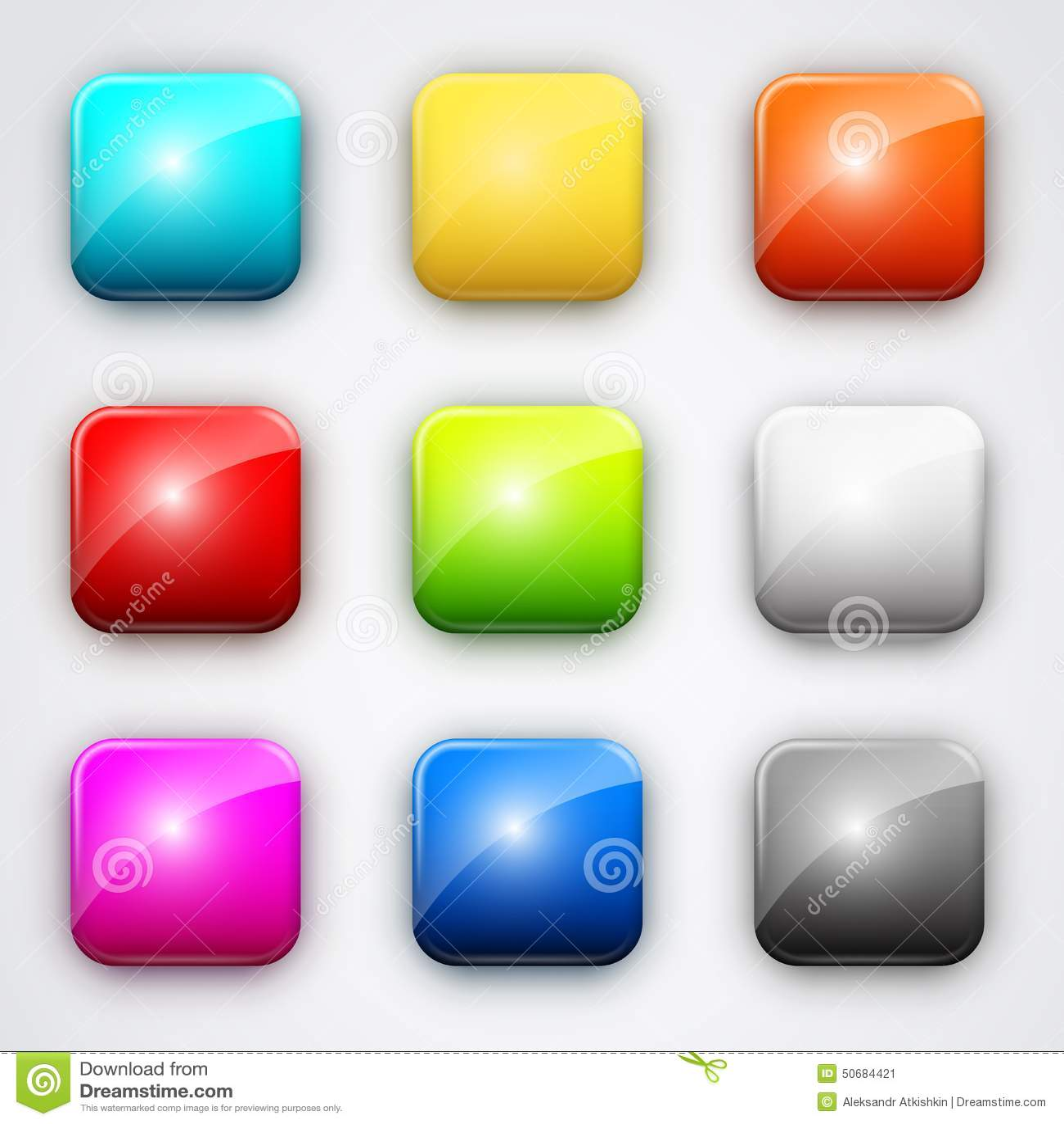 Download 按钮正方形 向量例证. 插画 包括有 绿色, 水色, 互联网, 图标, 光滑, 按钮, 照亮, 空白的, 蓝色 - 50684421