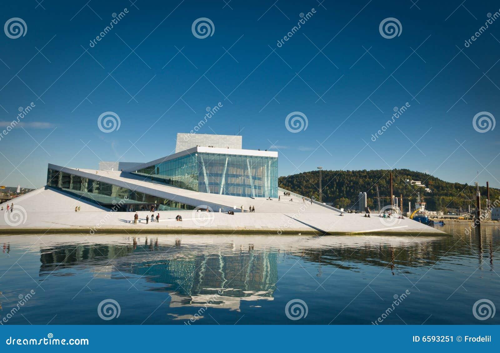 挪威歌剧奥斯陆