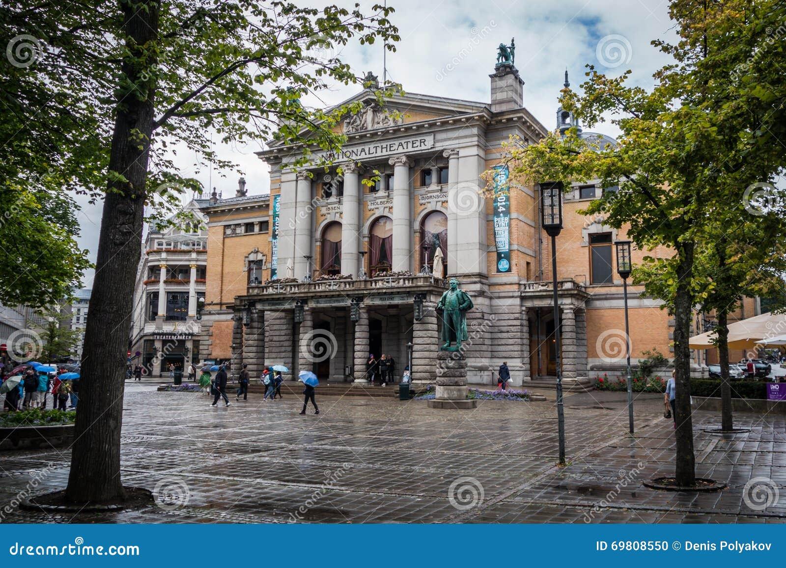 挪威的国家戏院