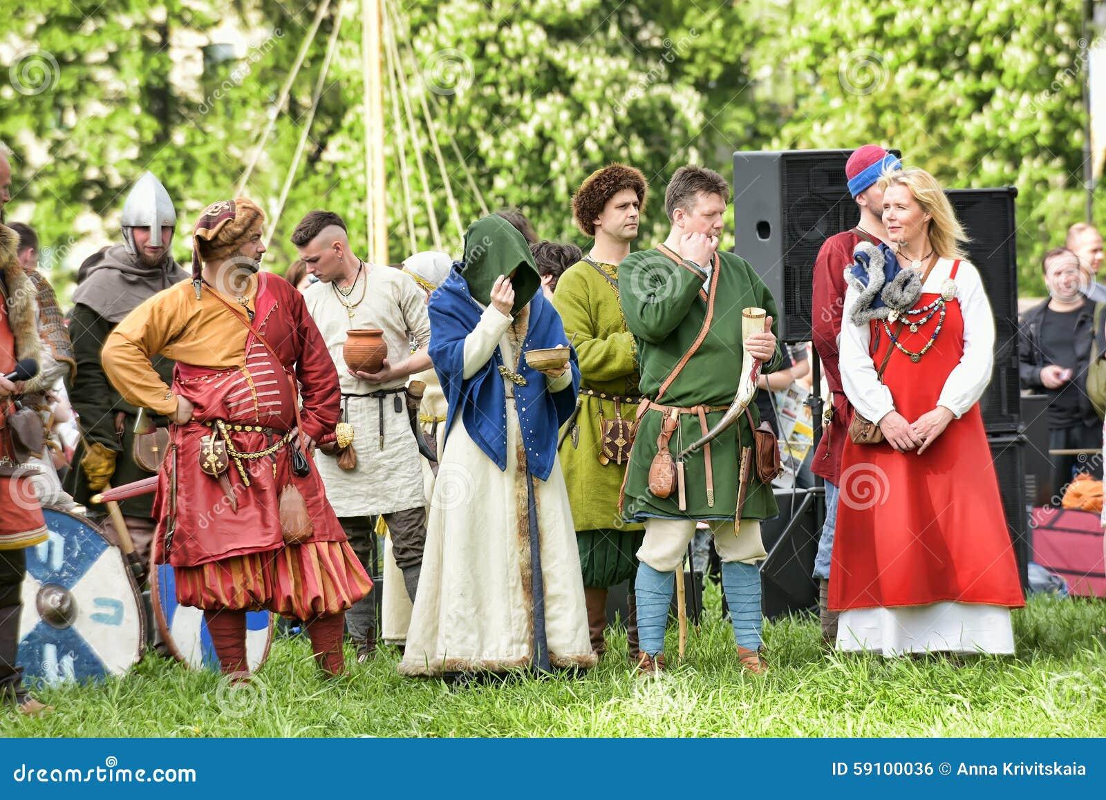 挪威语北欧海盗在圣彼德堡
