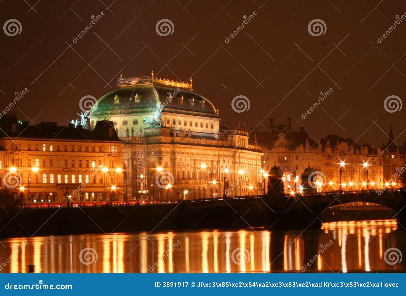 捷克国家戏院