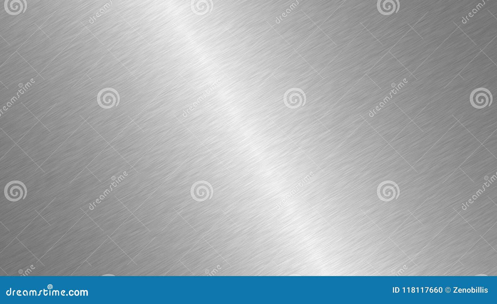 掠过的金属表面 金属辐形纹理  抽象优美的钢背景