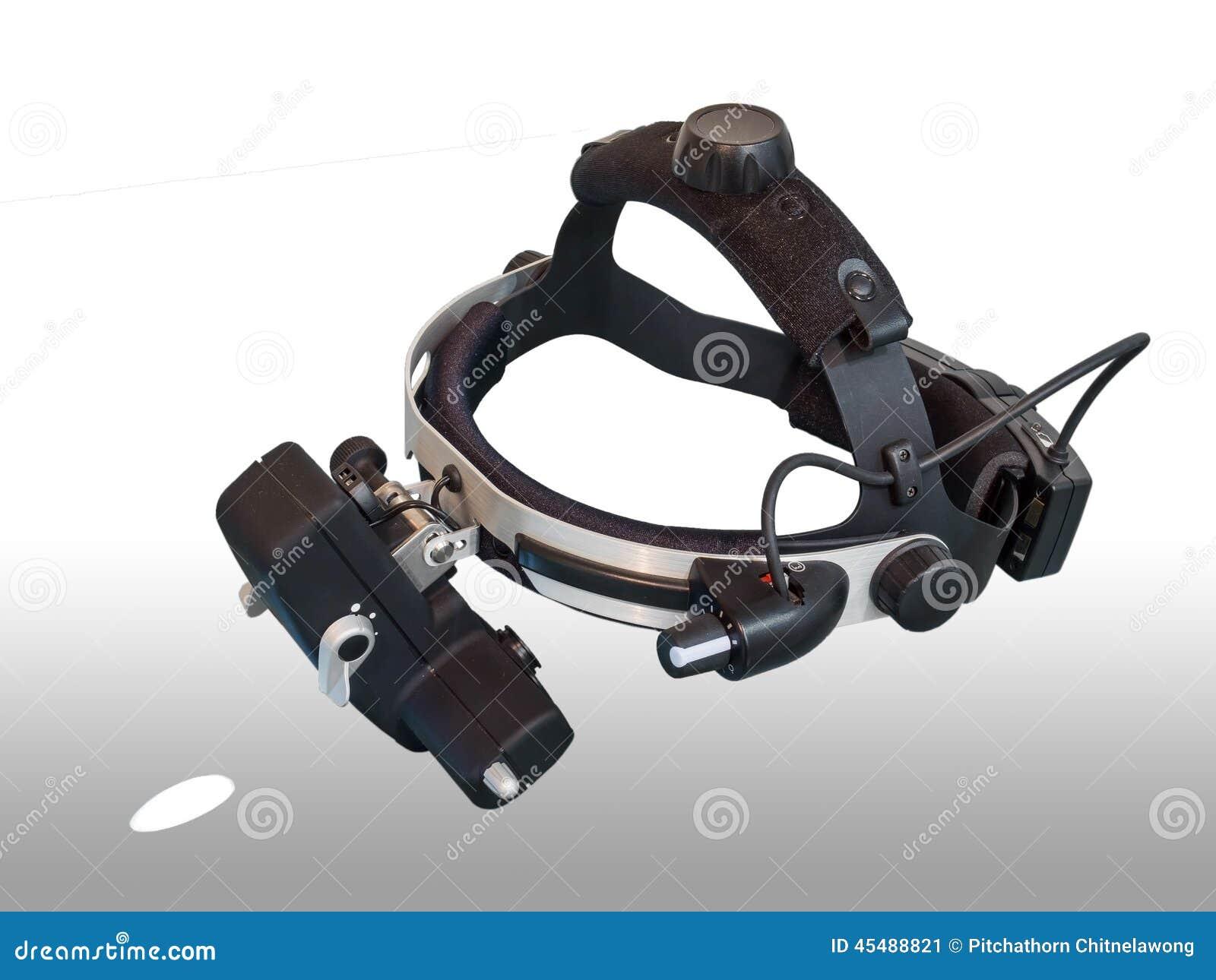 间接检眼计是为眼睛检查的仪器