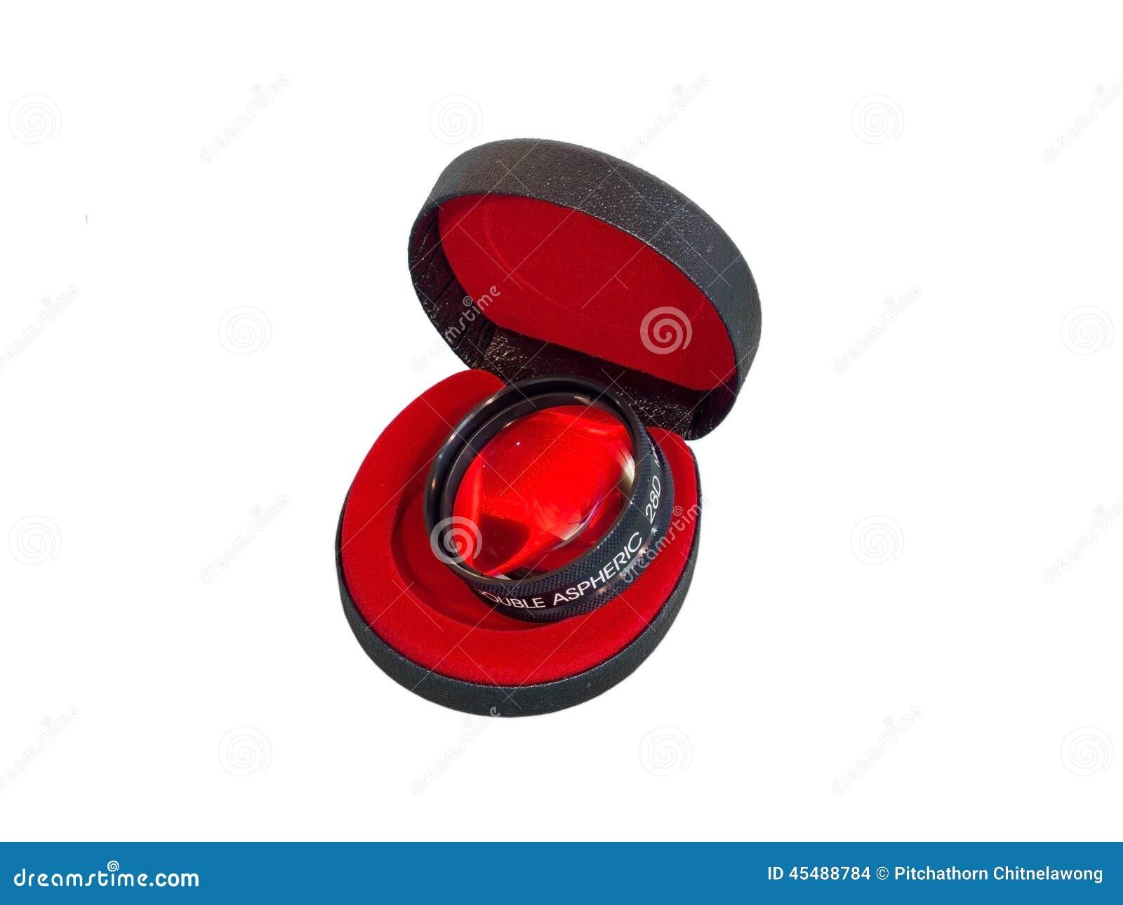 间接检眼计的透镜