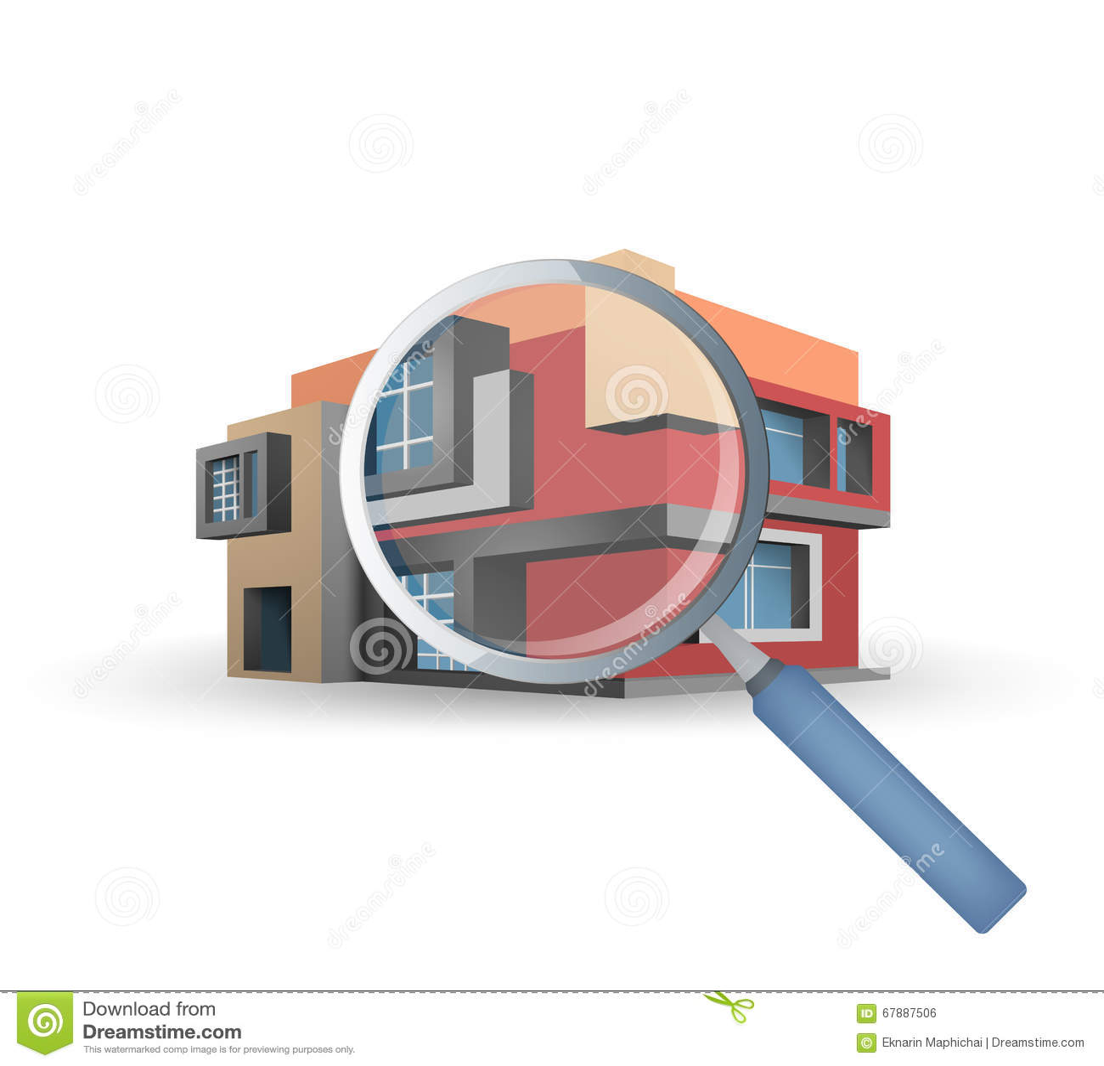 搜寻新房概念