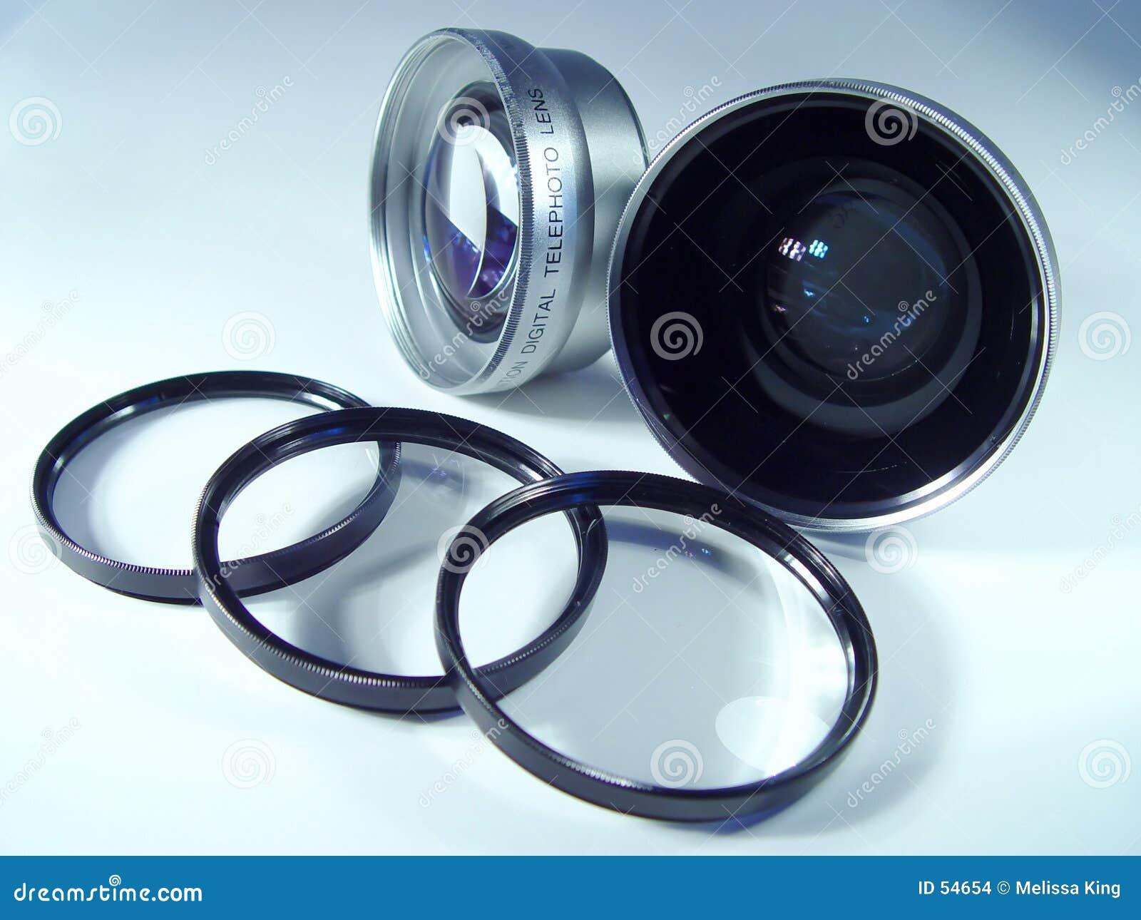 摄象机镜头