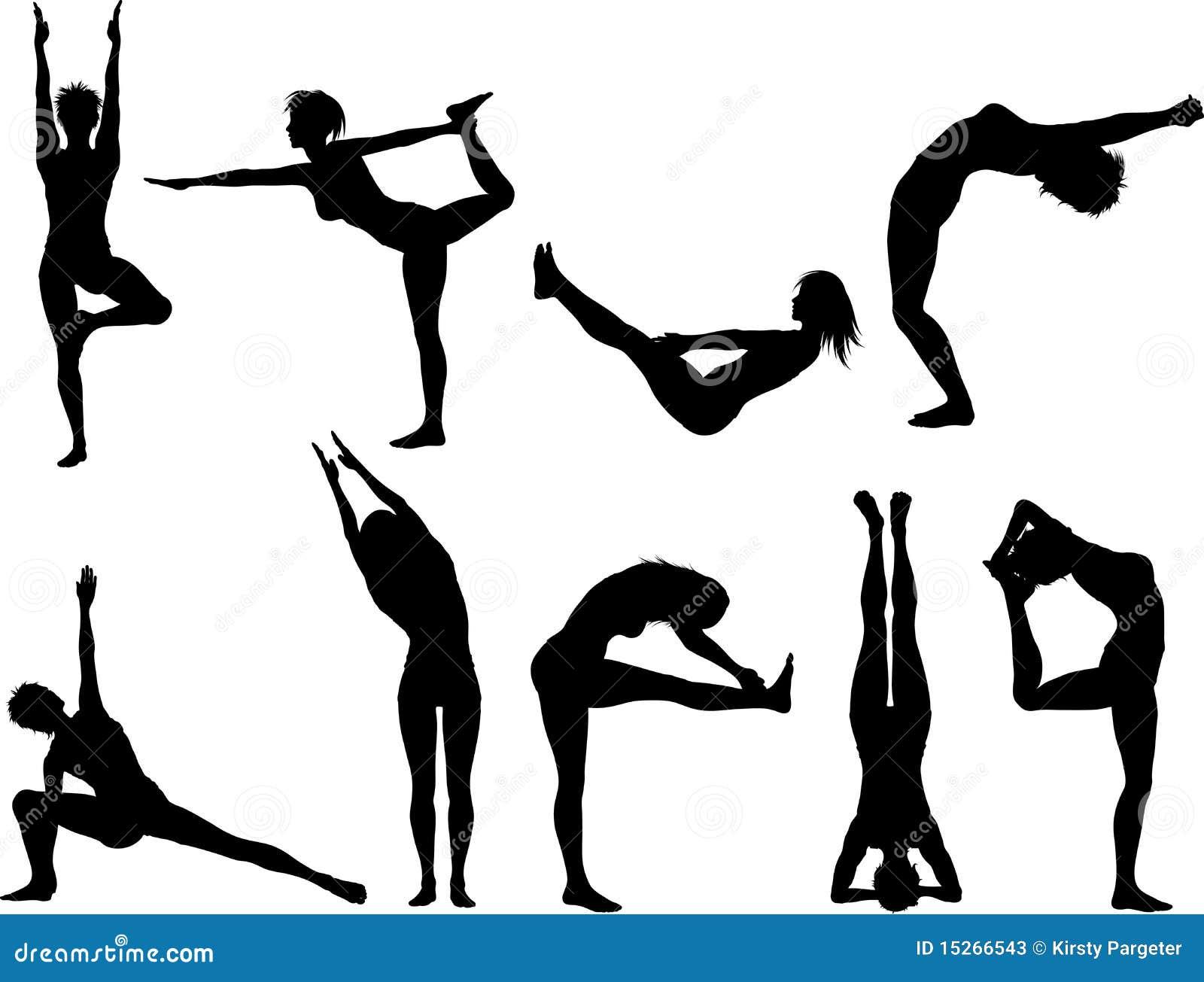 摆在瑜伽图片