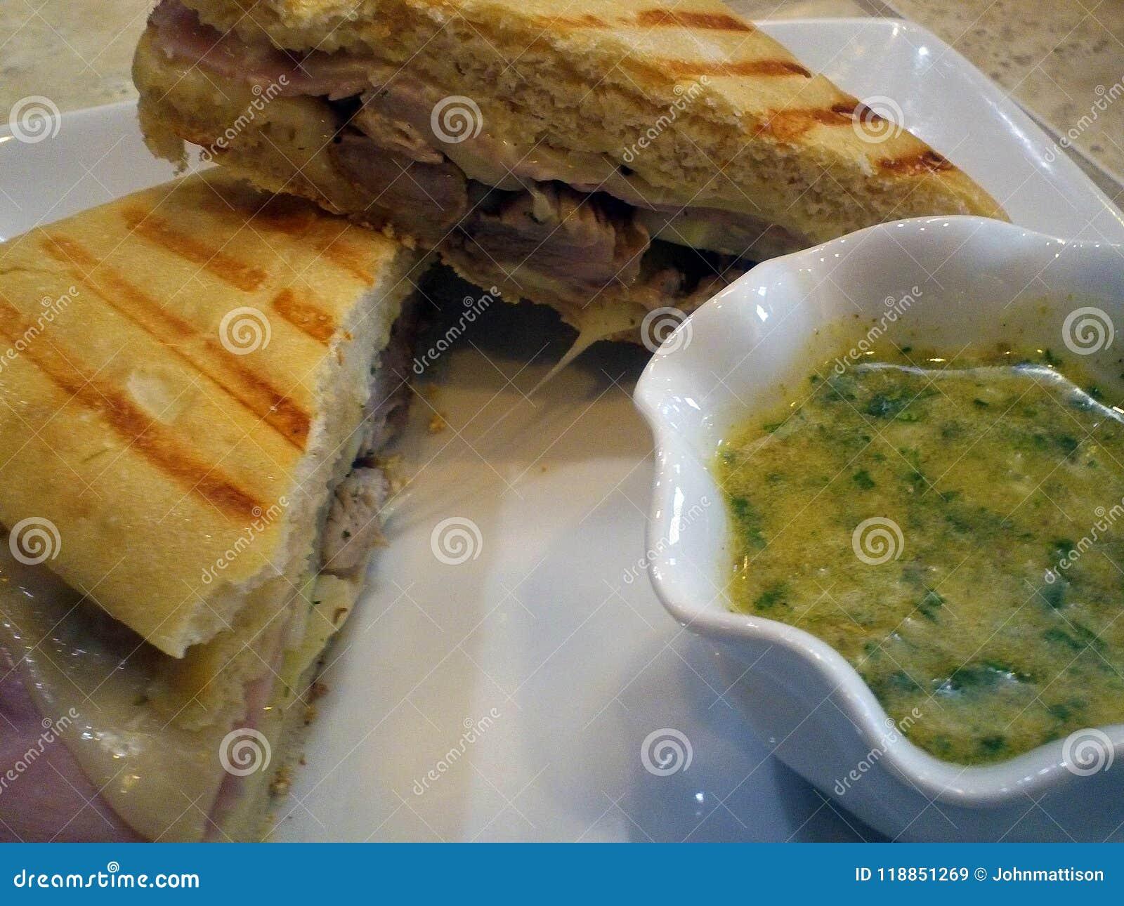 摇摄三明治