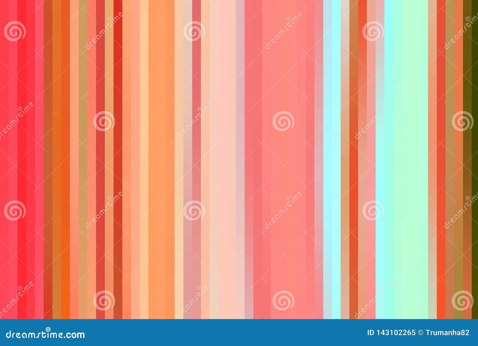 摘要垂直的多彩多姿的条纹构造背景