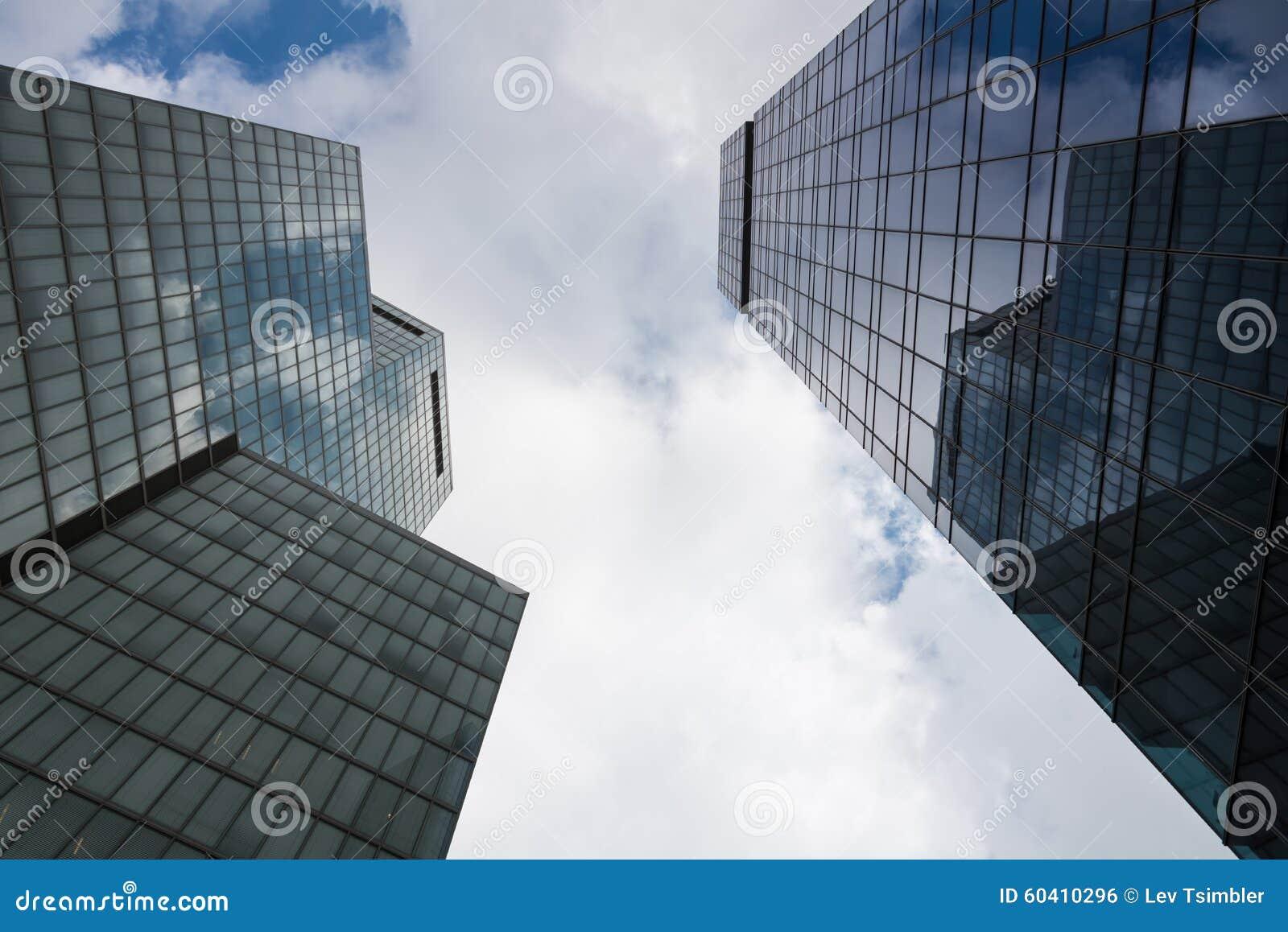 摩天大楼在特拉维夫